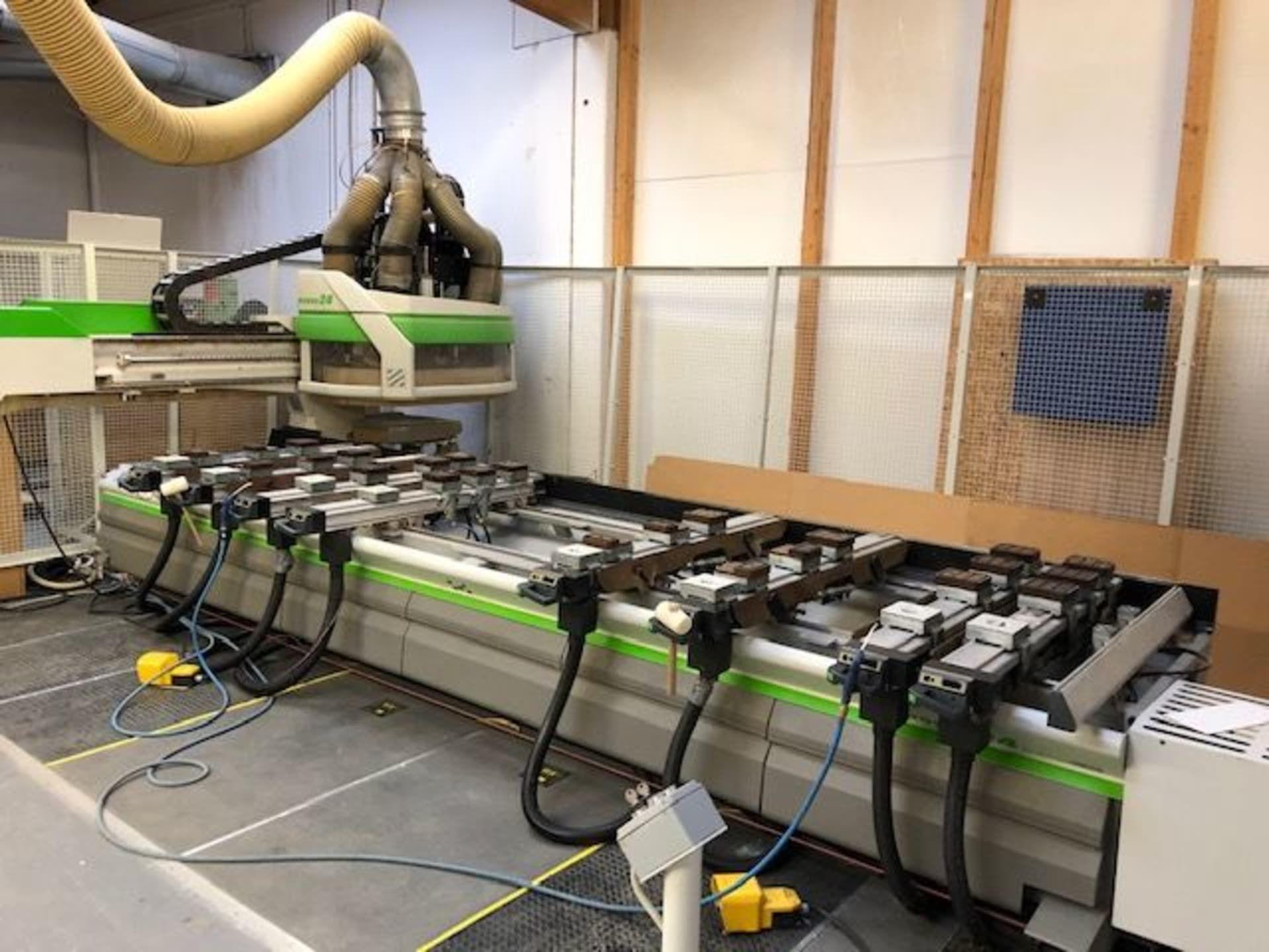 BIESSE Rover 24 CNC-Bearbeitungszentrum