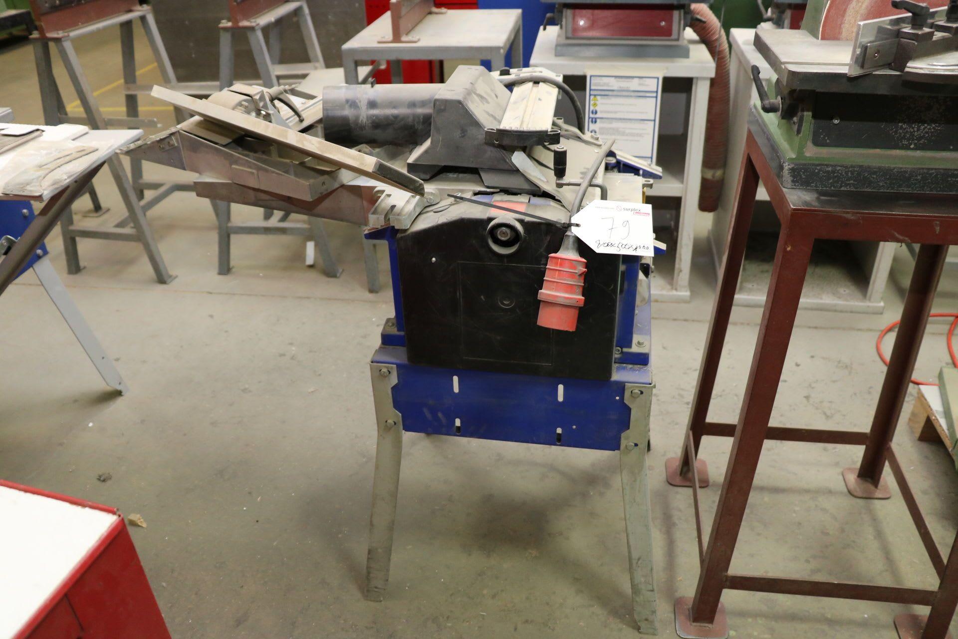 ELEKTRA BECKUM HC 260 Hobelmaschine