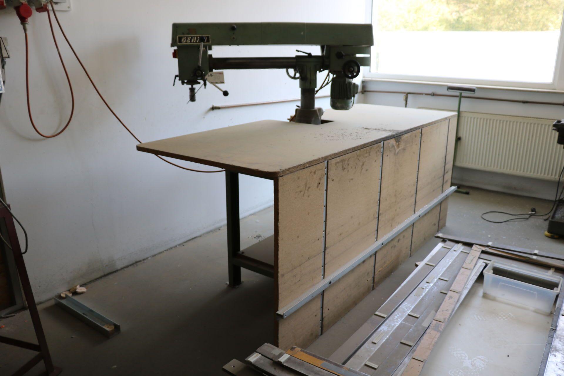 GENKO ATB 21 Radialbohrmaschine