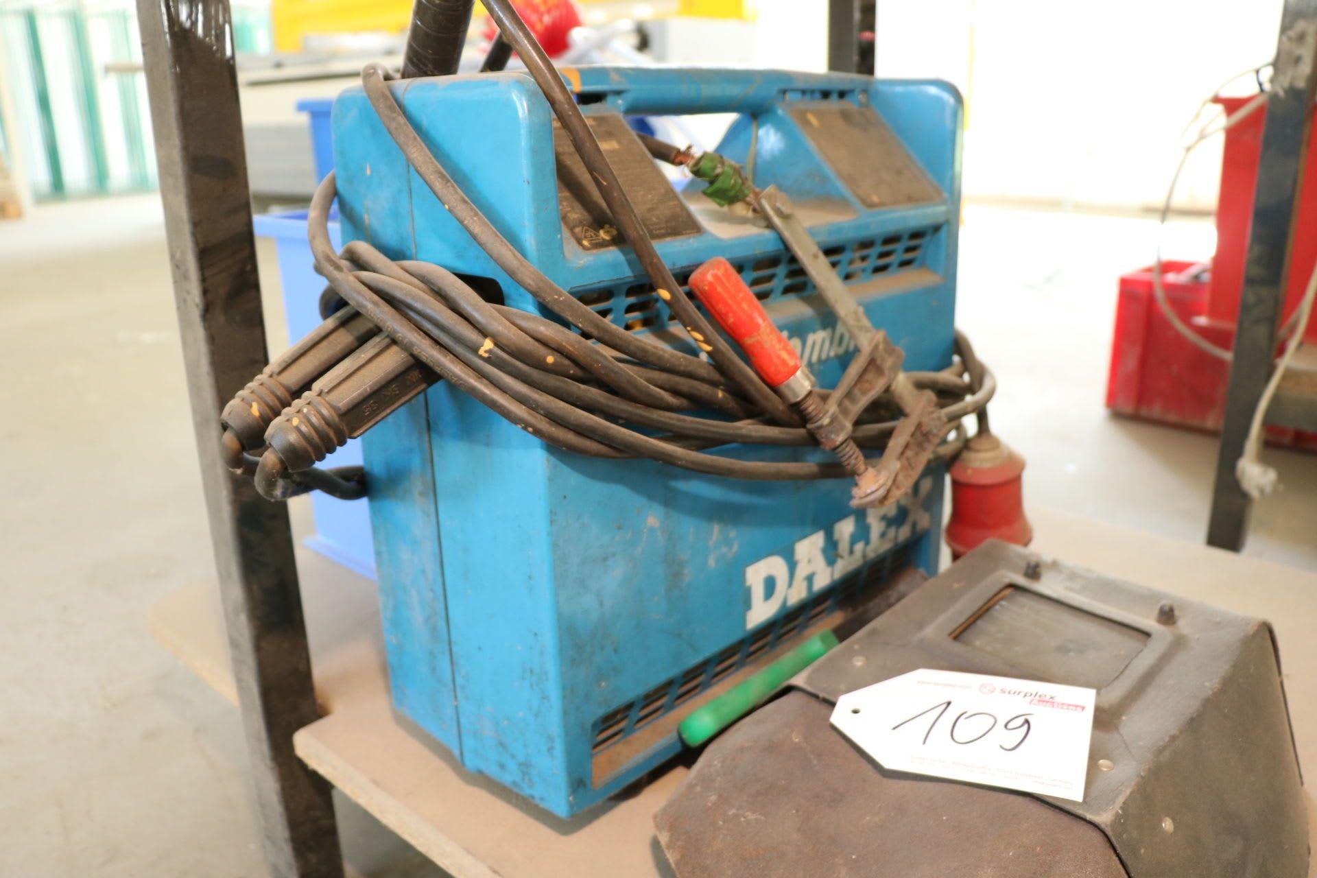 DALEX TK-34 L KOMBI Elektrodenschweißgerät