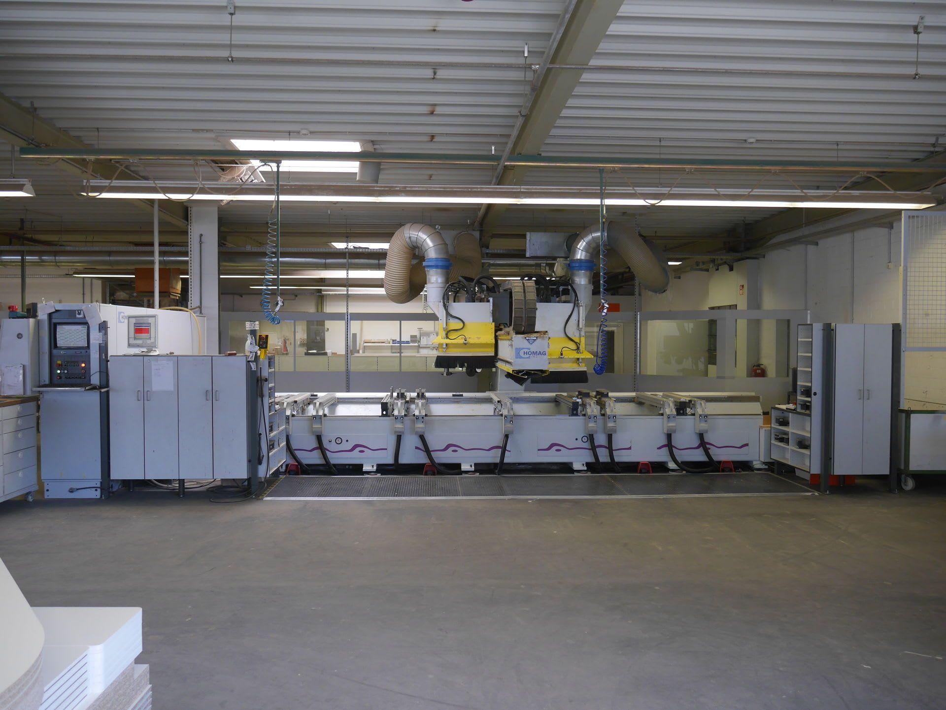 HOMAG OPTIMAT BOF 32/30/K CNC-Bearbeitungszentrum