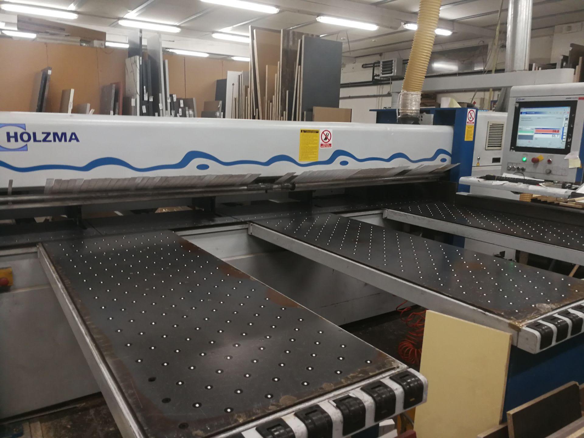 HOLZMA OPT HPP350 / 31 / 31 Plattensäge