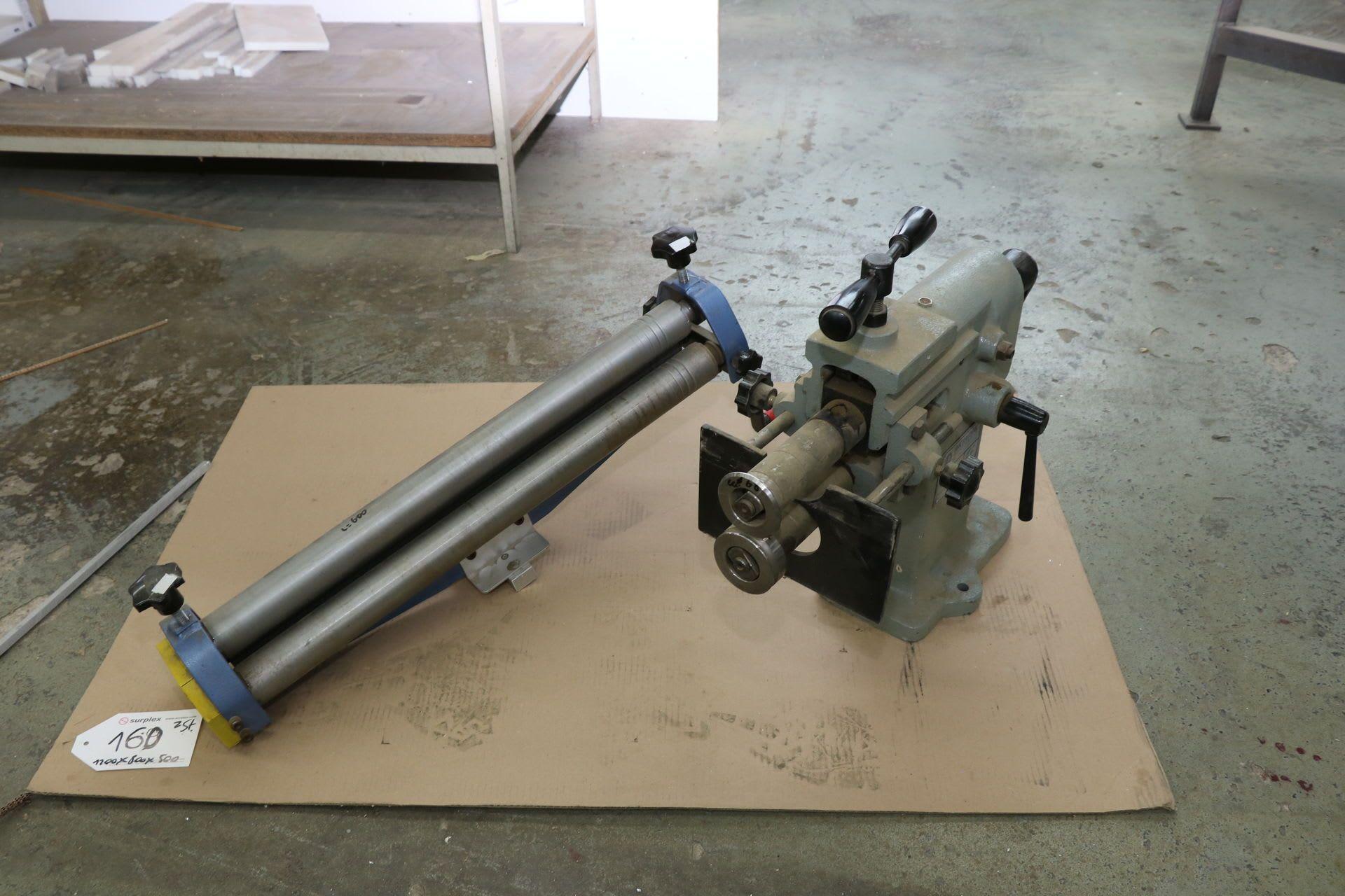Posten Blechbearbeitungsmaschinen