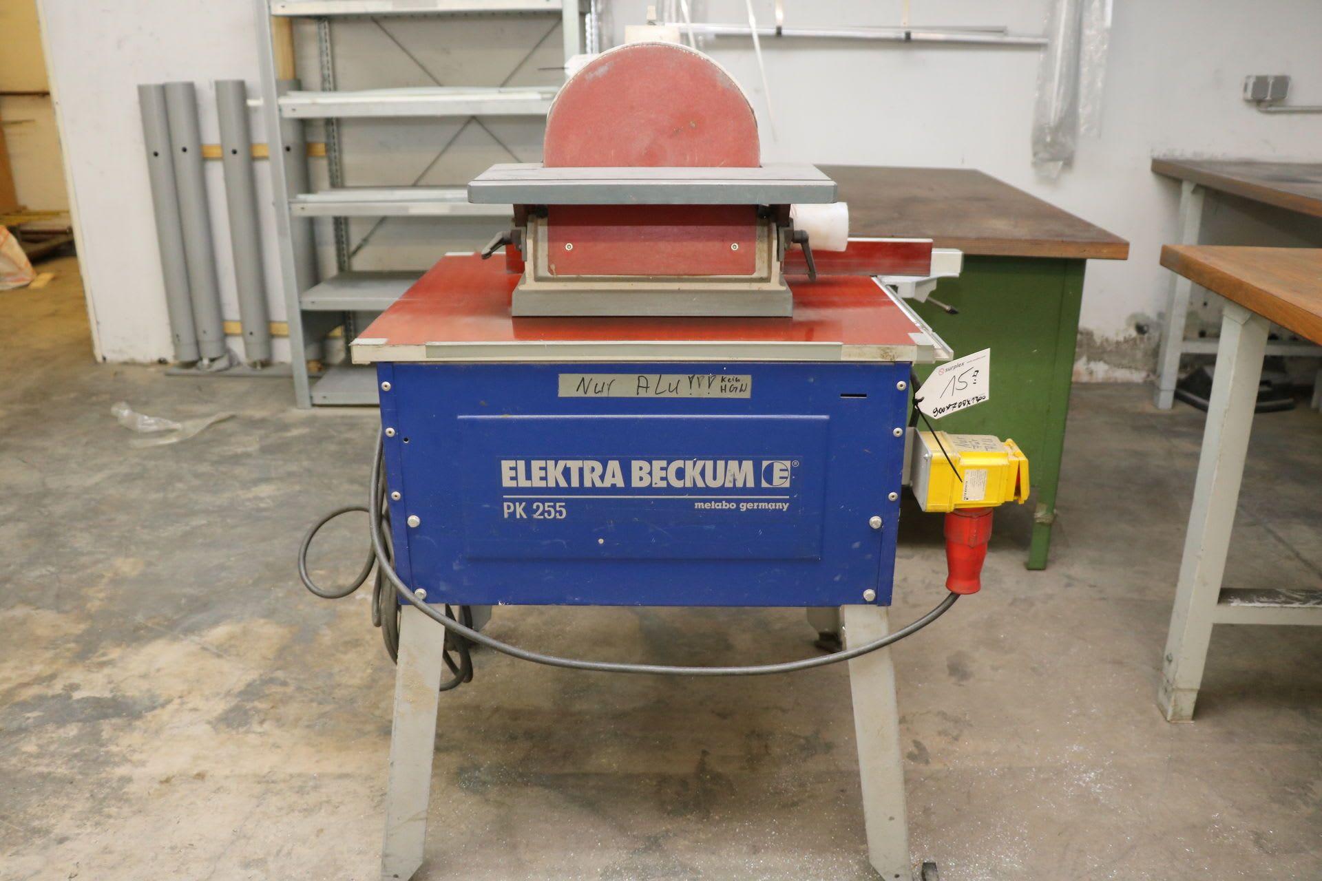 HEMA SSM 300 Schleifmaschine