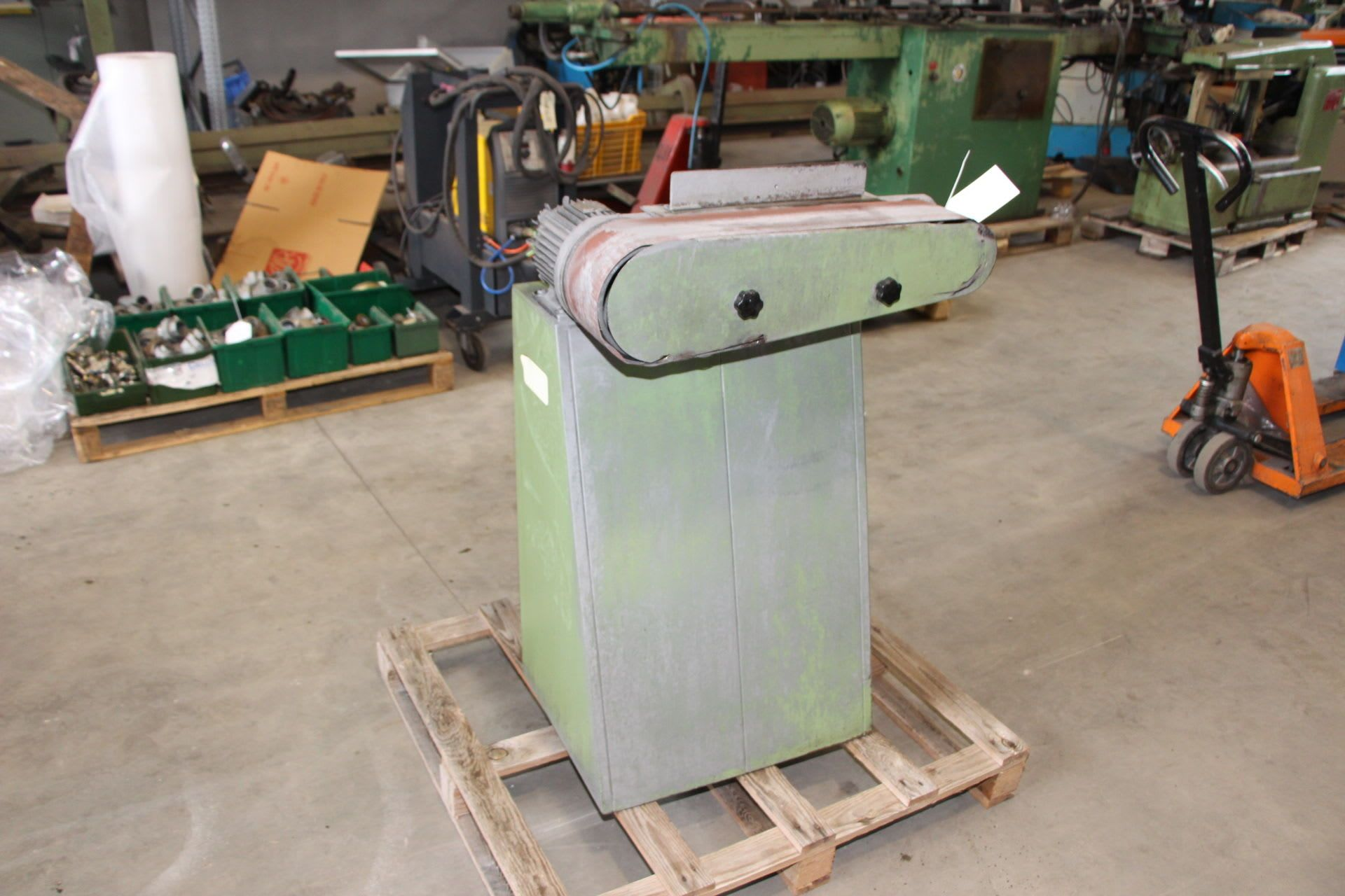 APM Bandschleifmaschine