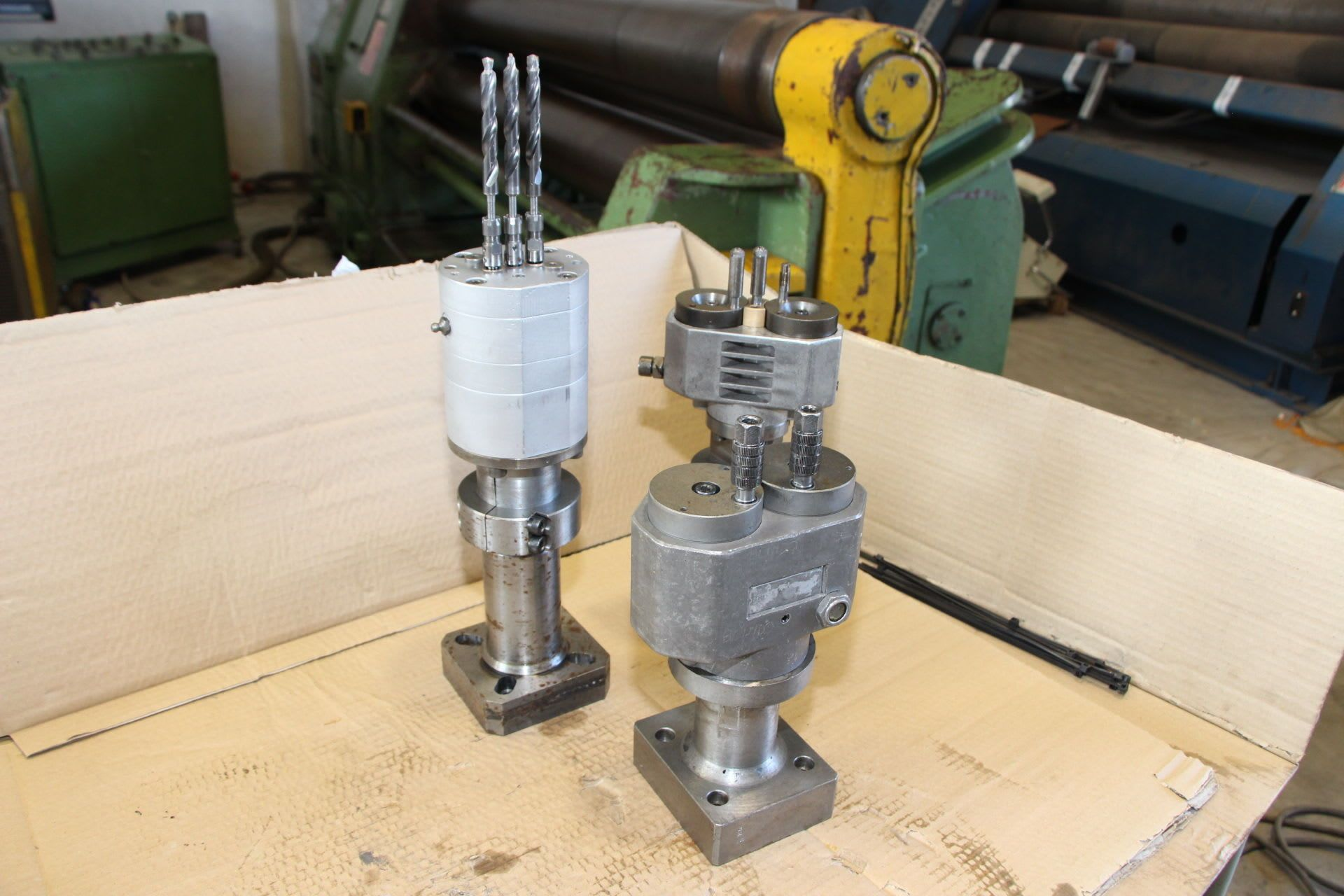 Posten Bohrköpfe für Bohrmaschine