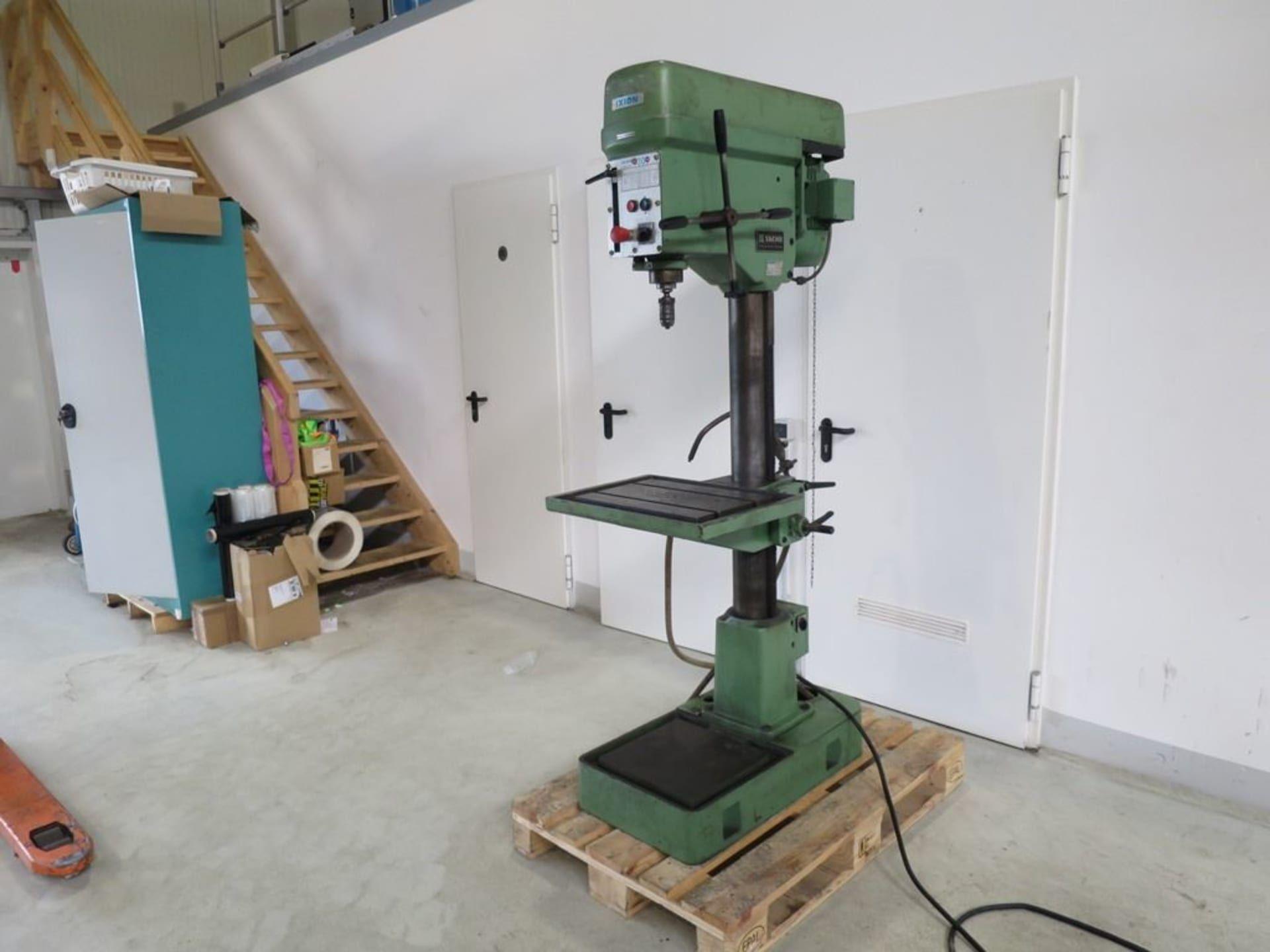 IXION BS 30 ST Säulenbohrmaschine