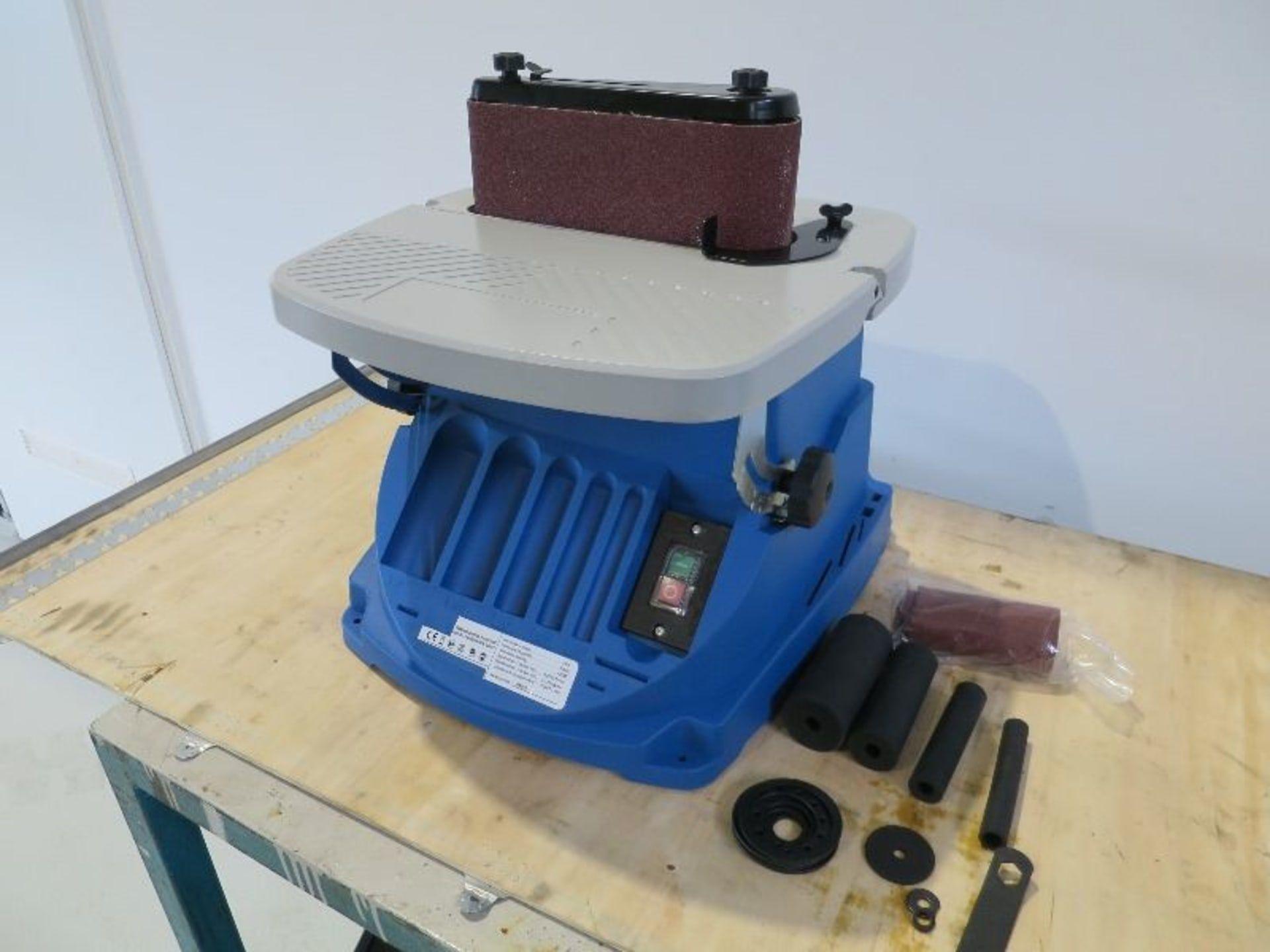 HBM I/A-Oszill Band- und Innenschleifmaschine