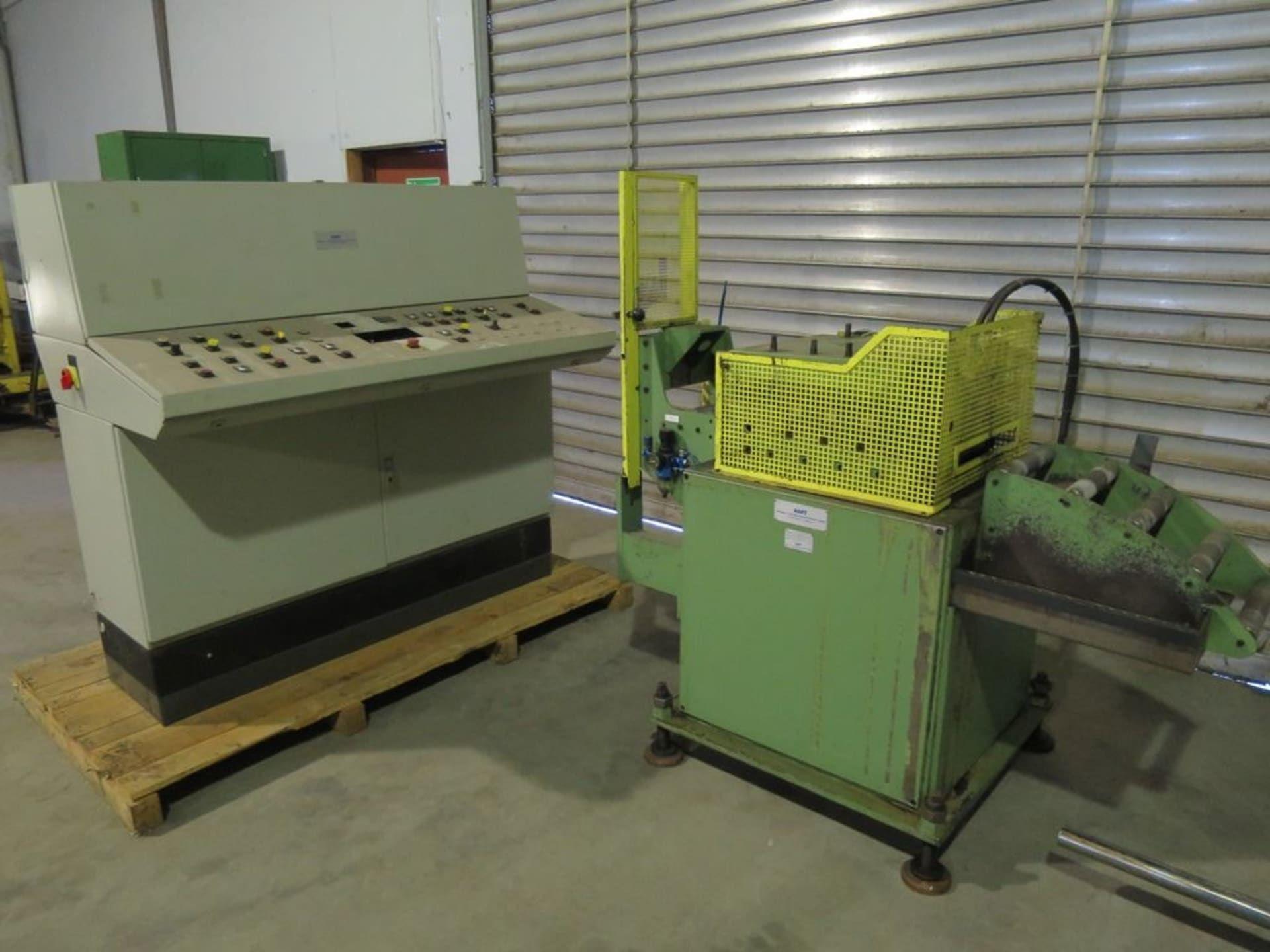 AMT VRMA 35 Blechrichtmaschine