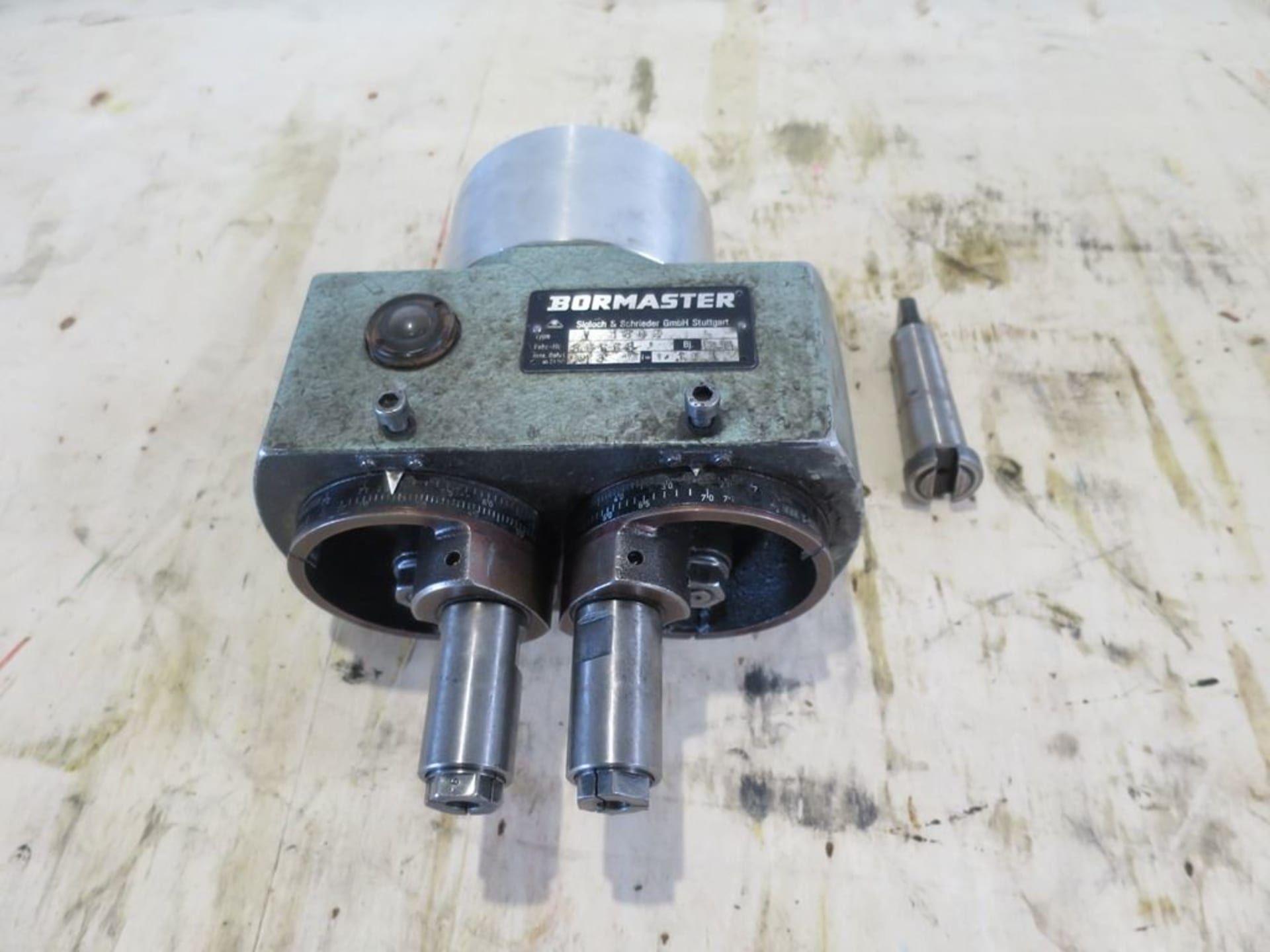 BORMASTER V 1302 Bohrkopf 2-hızlı