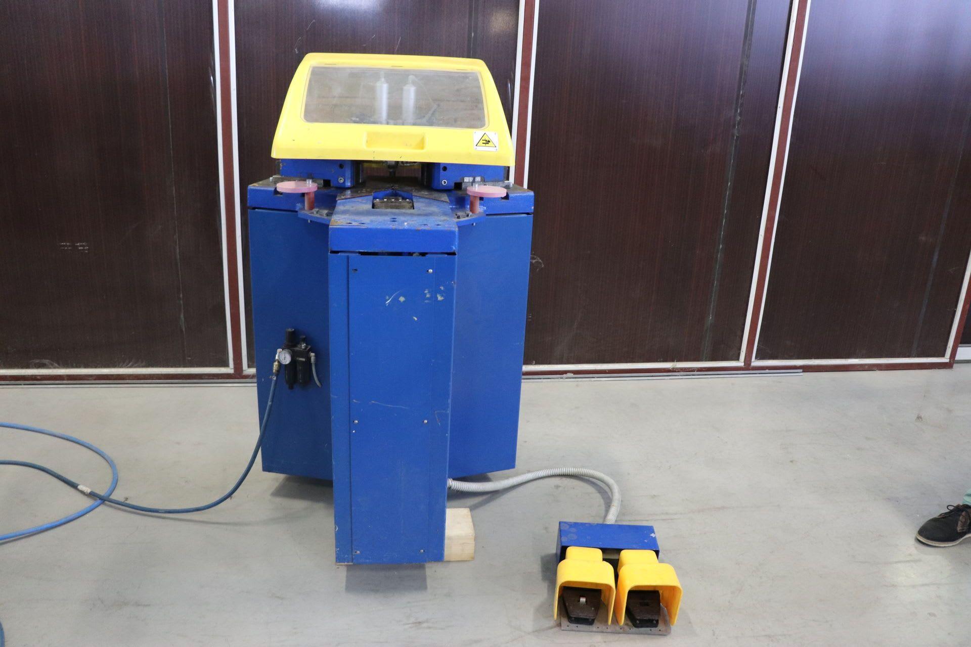 ATLA COOP Gamma Crimpmaschine für Aluminiumprofile