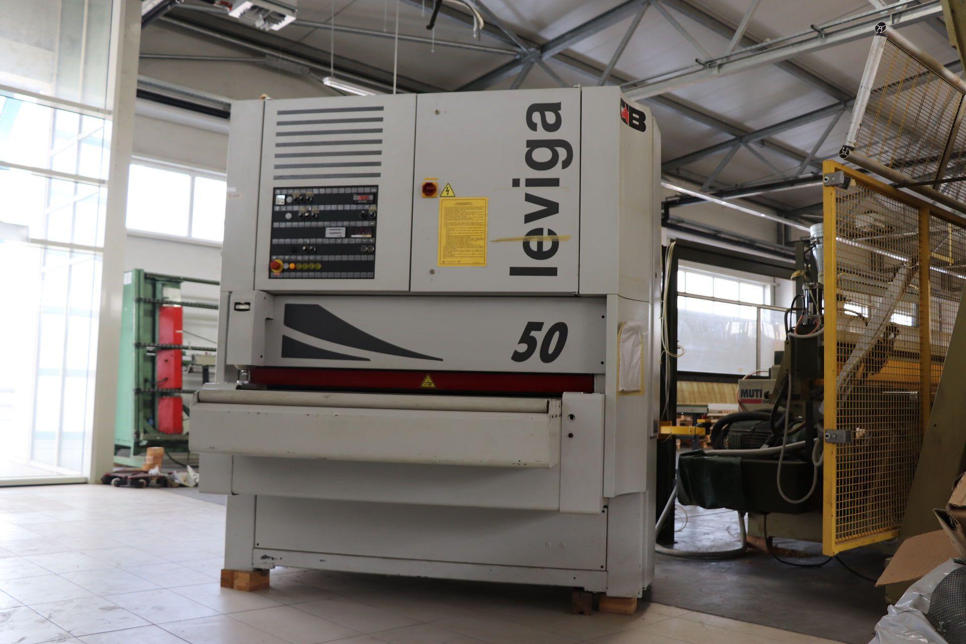 CB Leviga 50 Breitbandschleifmaschine