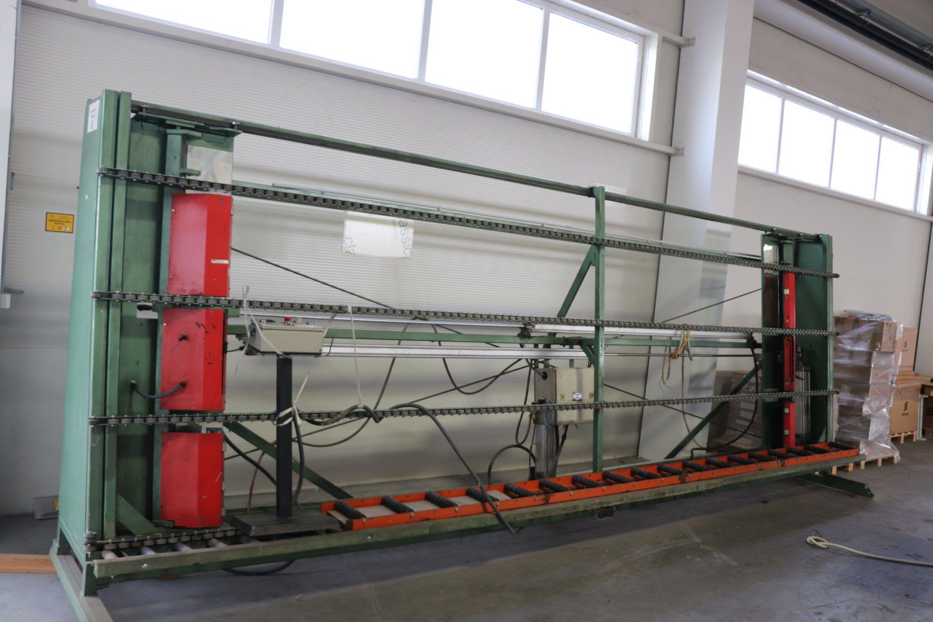 POLZER C-VKS 5002 Presse für Fenster und Türen