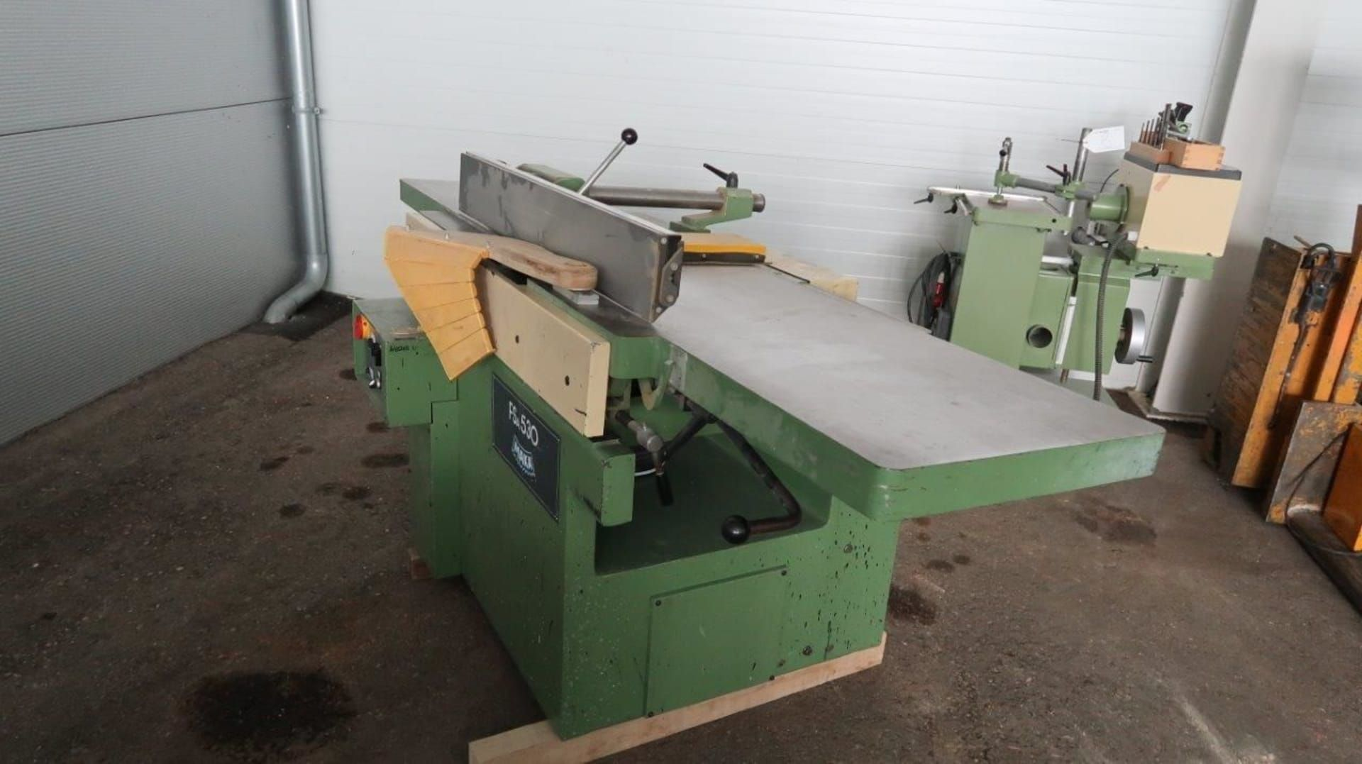 MAKA FSA 530 Dickenhobelmaschine
