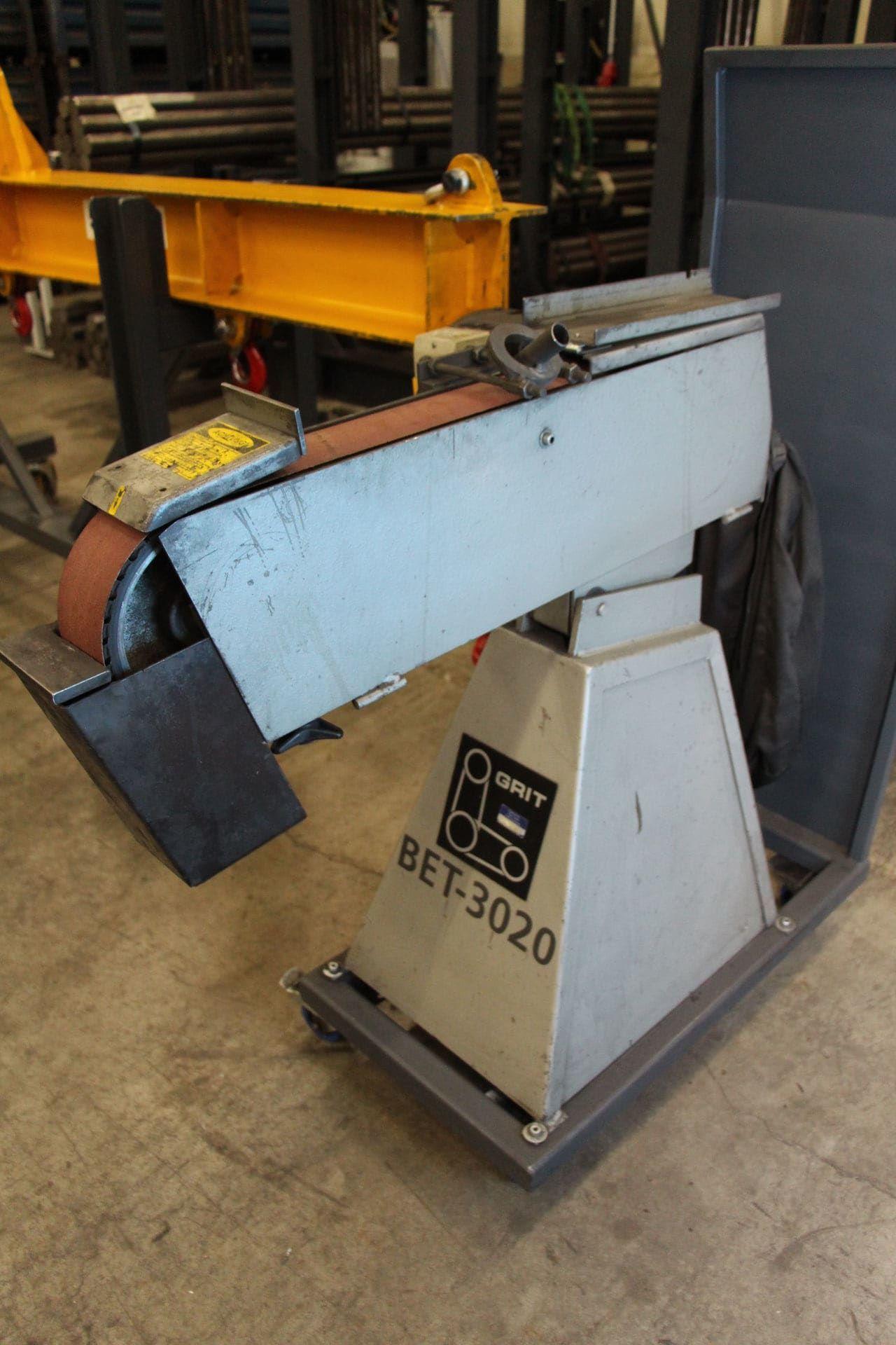 GRIT GS 75 Bandschleifmaschine