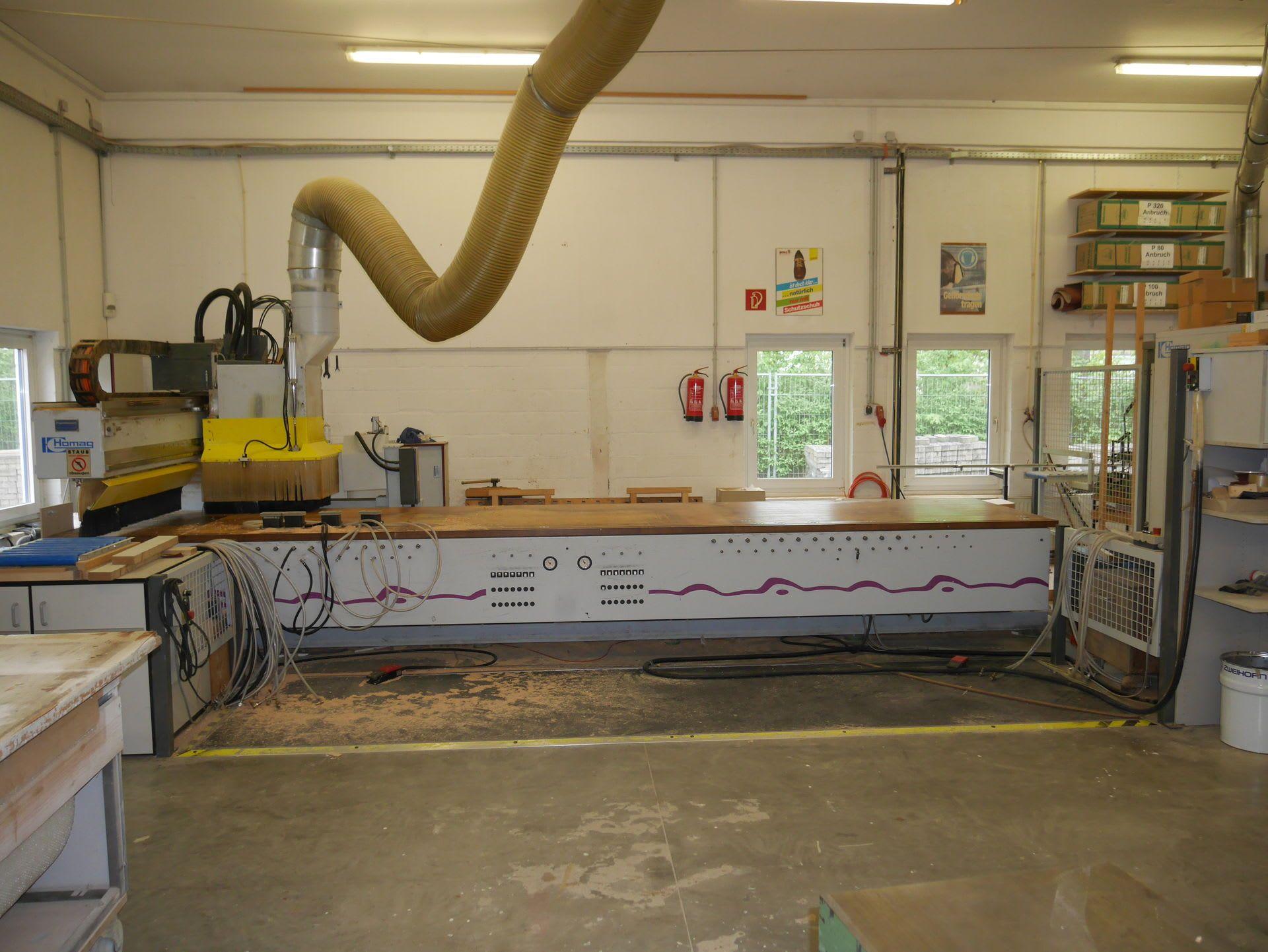 HOMAG BAZ 31 CNC-Bearbeitungszentrum