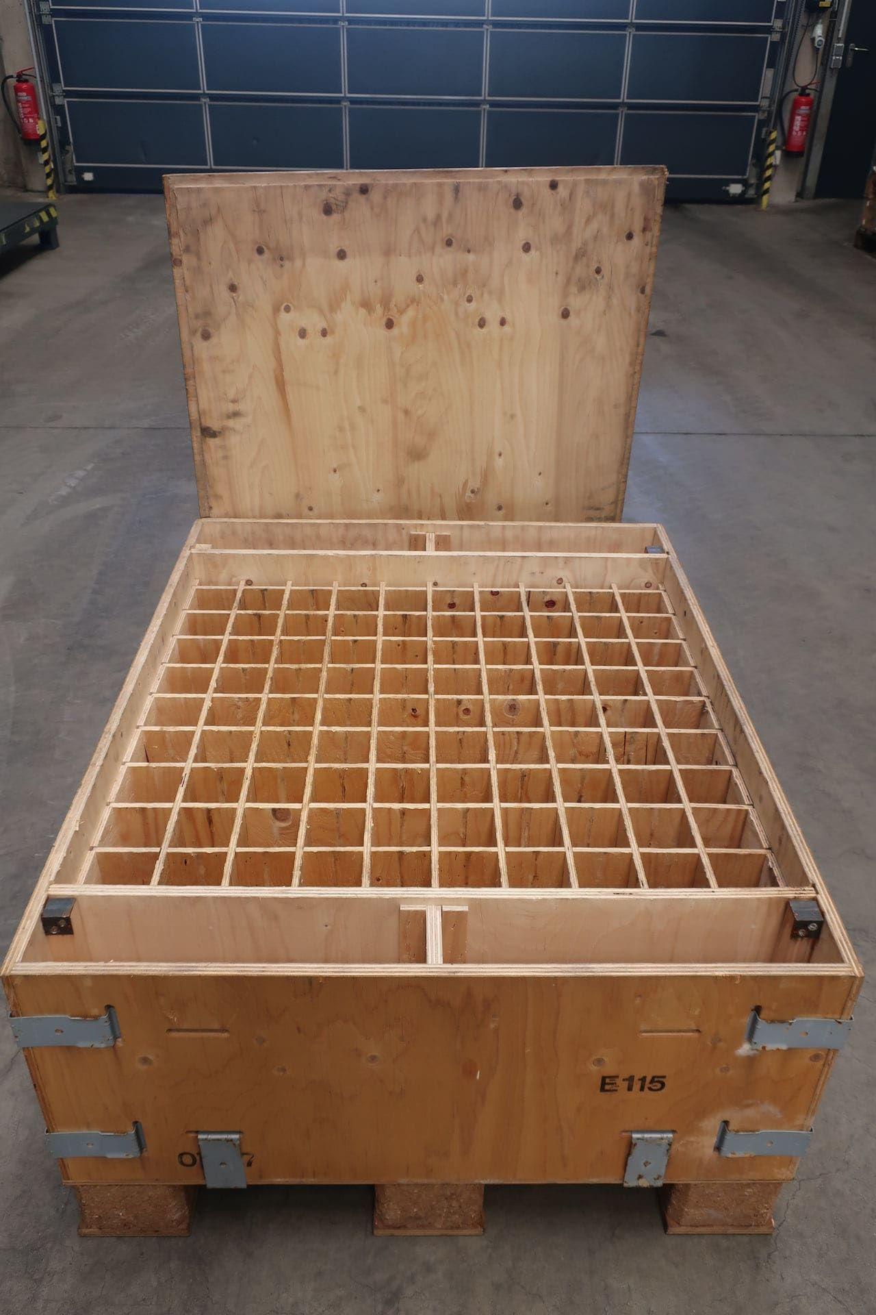Posten Holztauschboxen