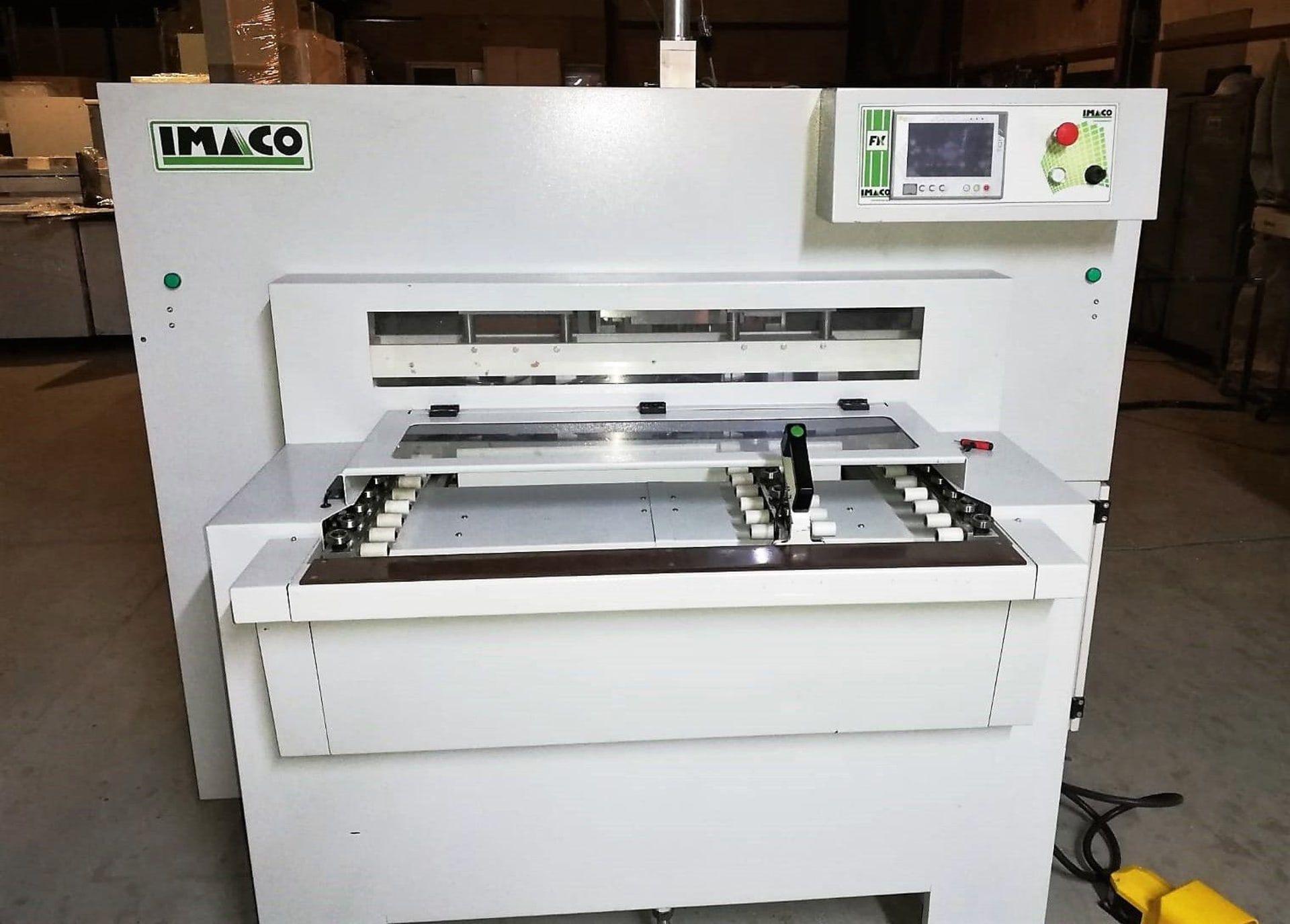 IMACO HIRTZ FK 800L CNC-Bohrmaschine