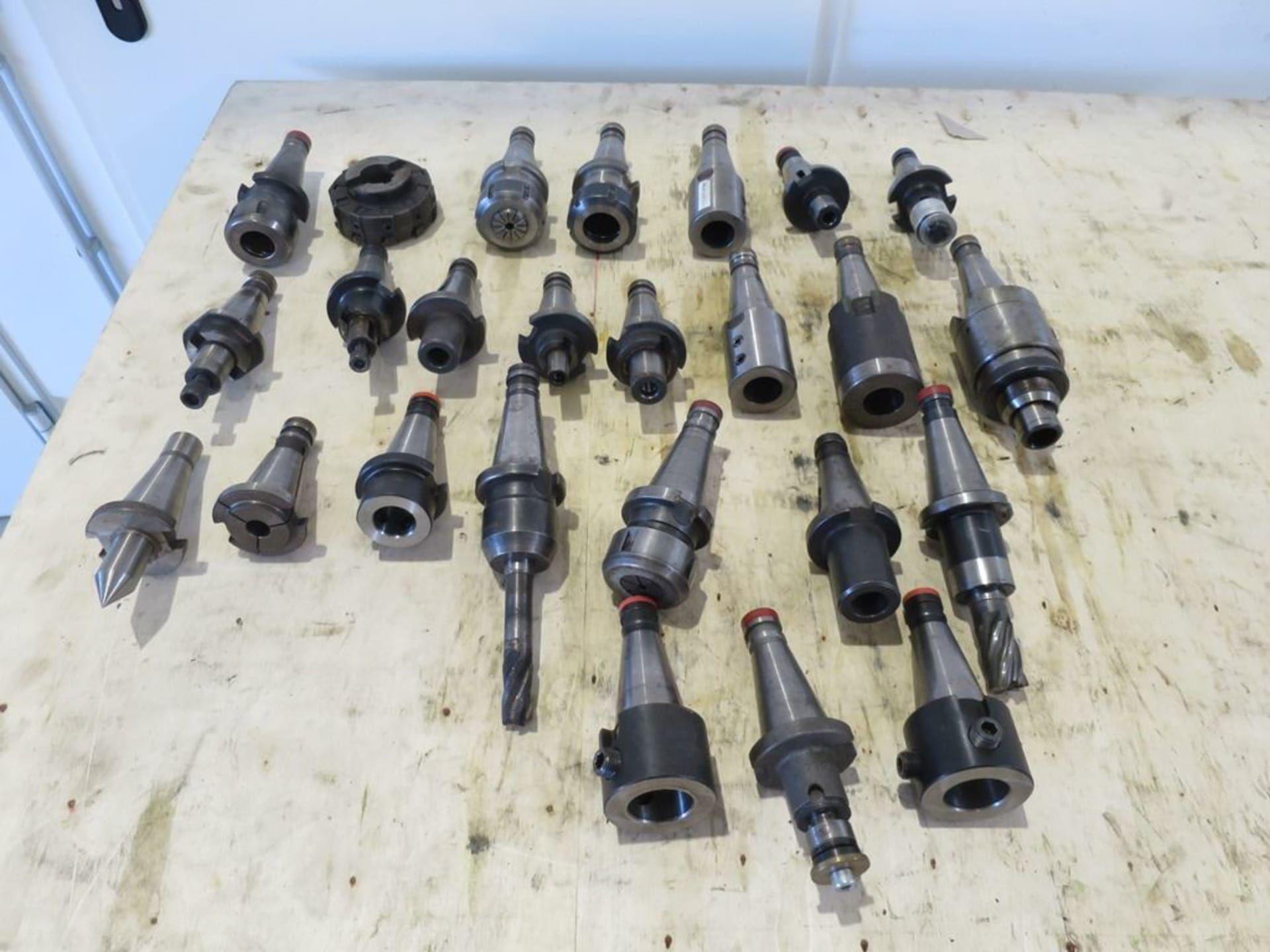 UNBEKANNT SK 40 Werkzeugaufnahmen