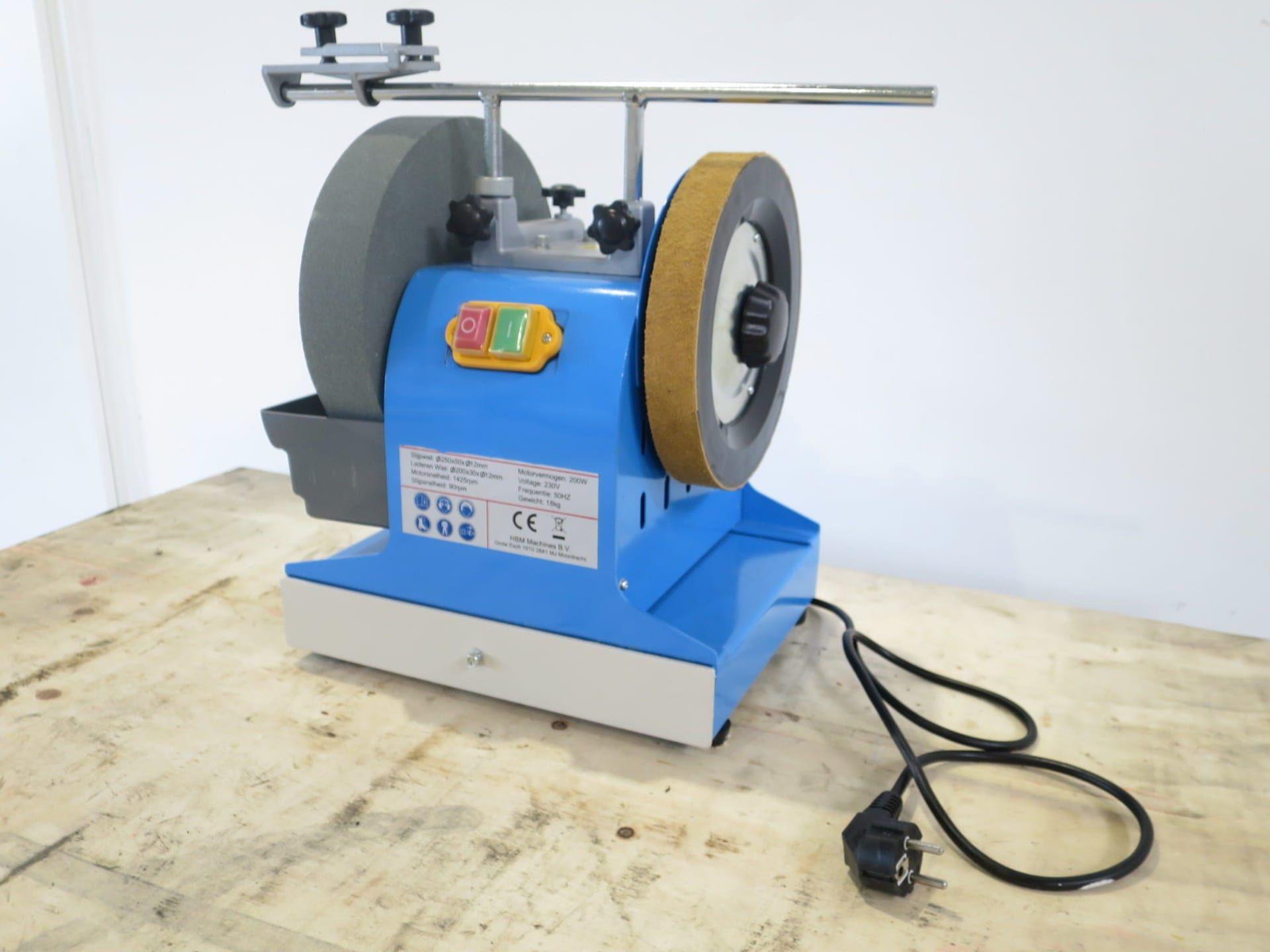 HBM 250 Werkzeugschleifmaschine