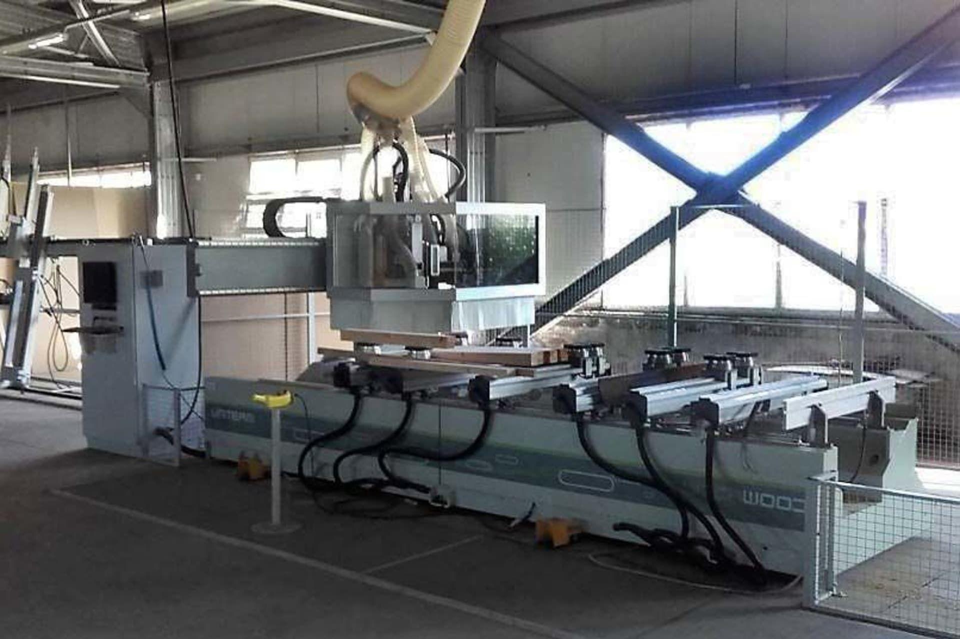 UNITEAM UNICAWOOD K30/M CNC-Bearbeitungszentrum