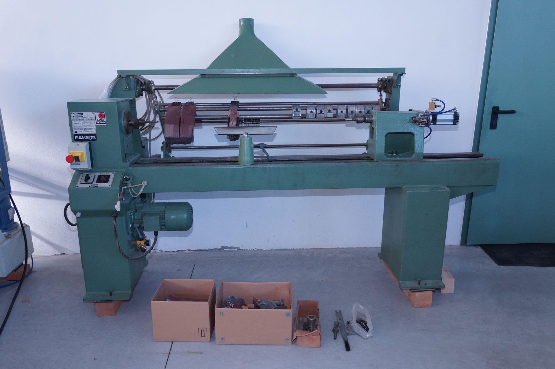 GENINI TLS 120 Schleifmaschine