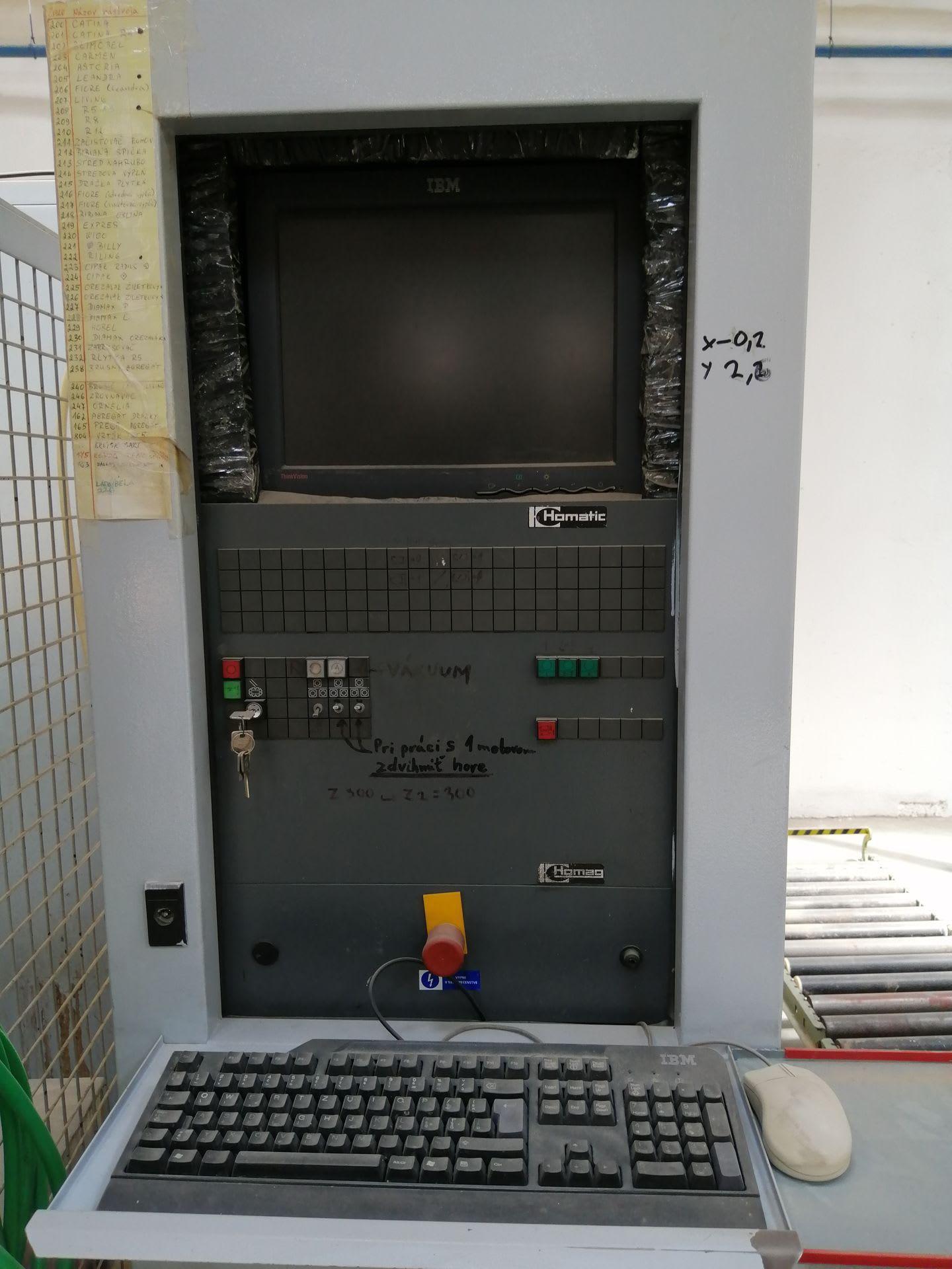 HOMAG BOF 31 Optimat CNC-Bearbeitungszentrum