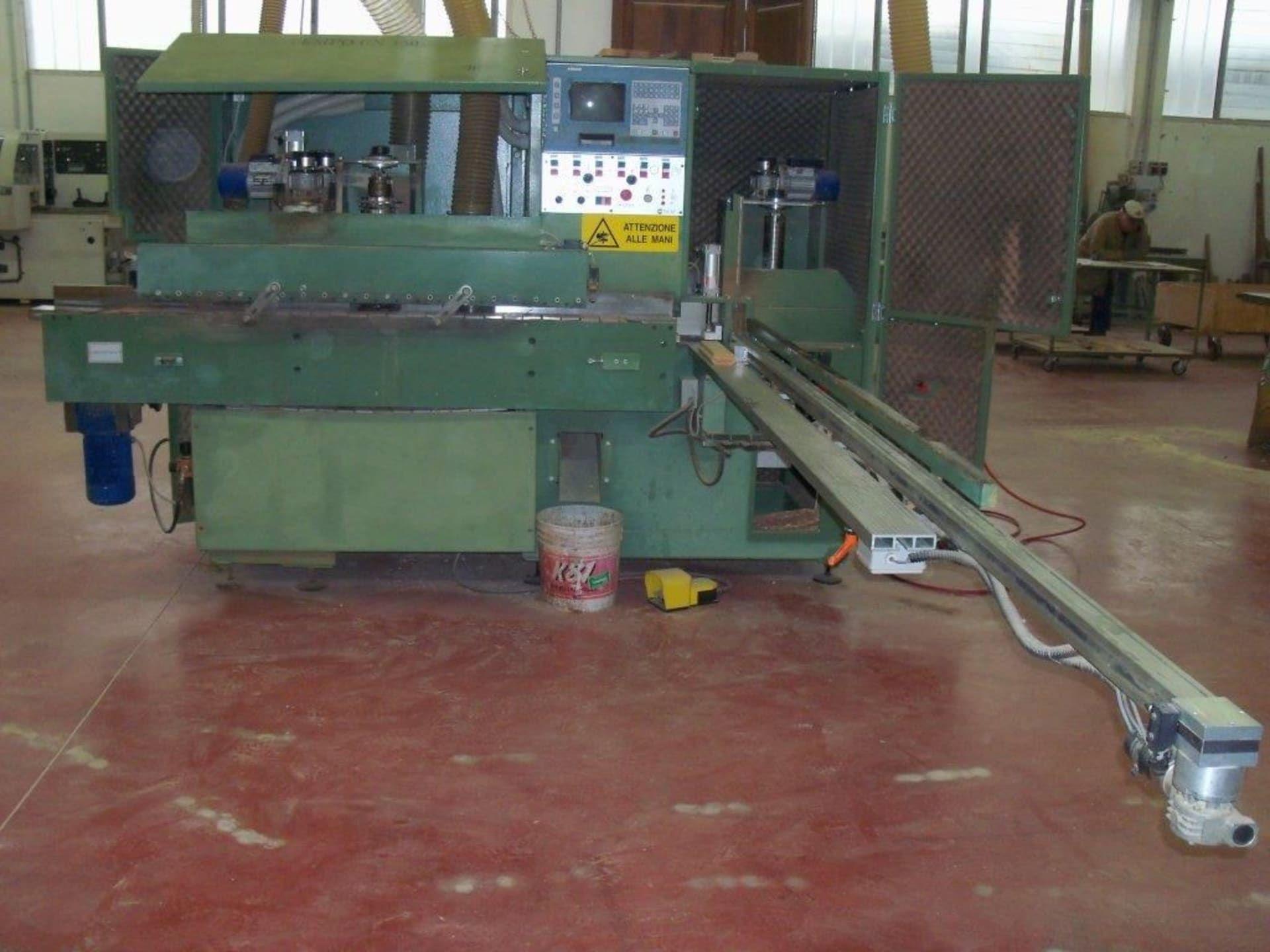 SICAR TEMPO CN150 Zapfenschneidemaschine