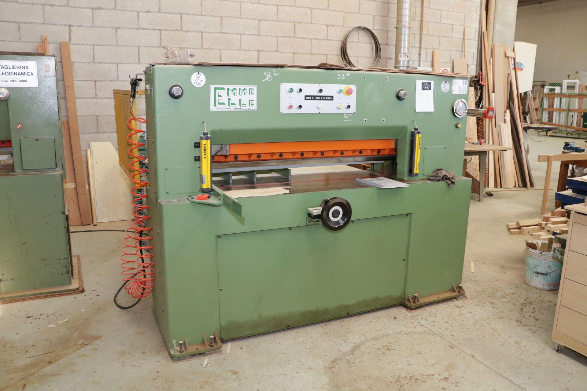 EMME ELLE TI 1300 Furnierschneidemaschine