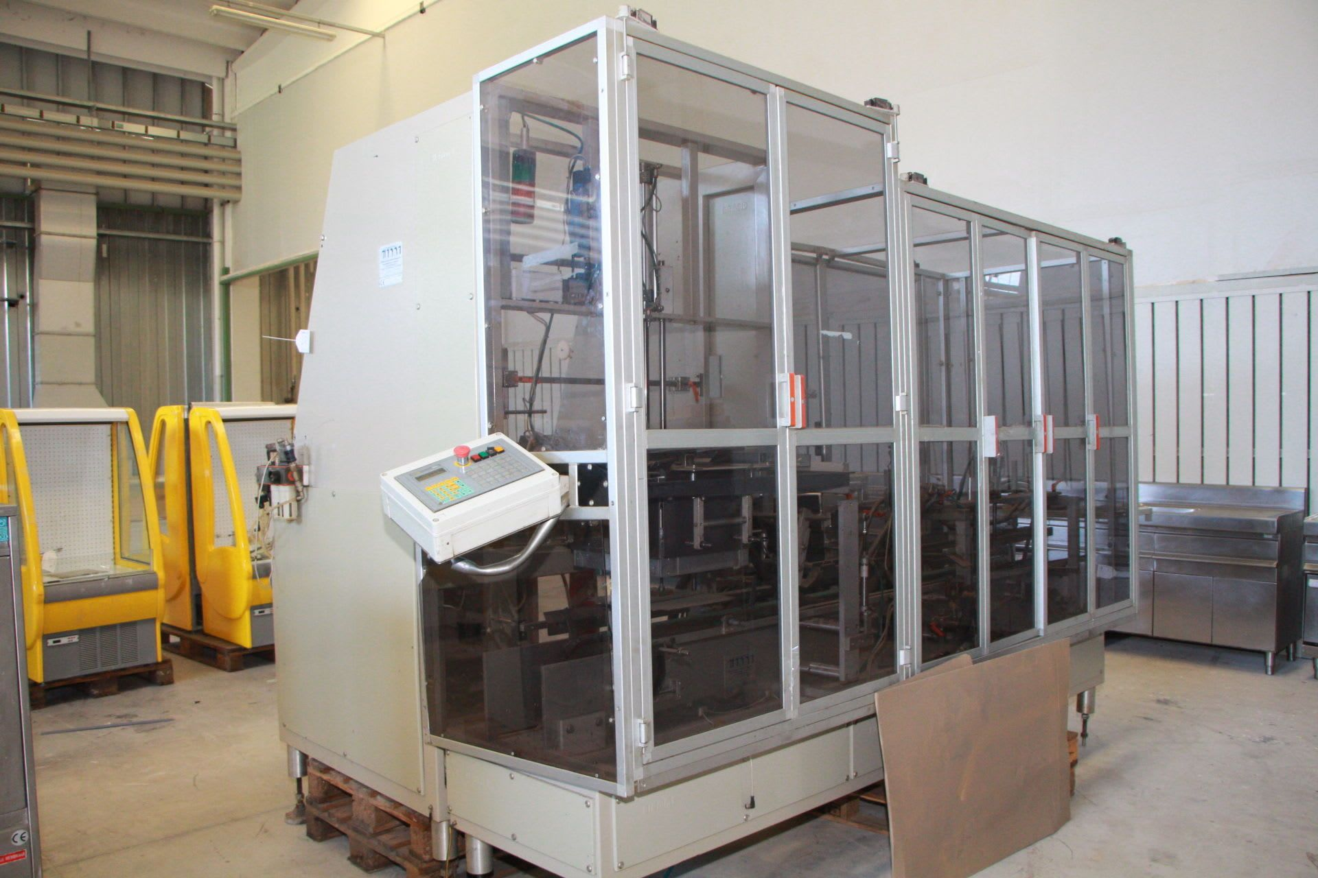 CIEMME FP 15 Kartonformmaschine