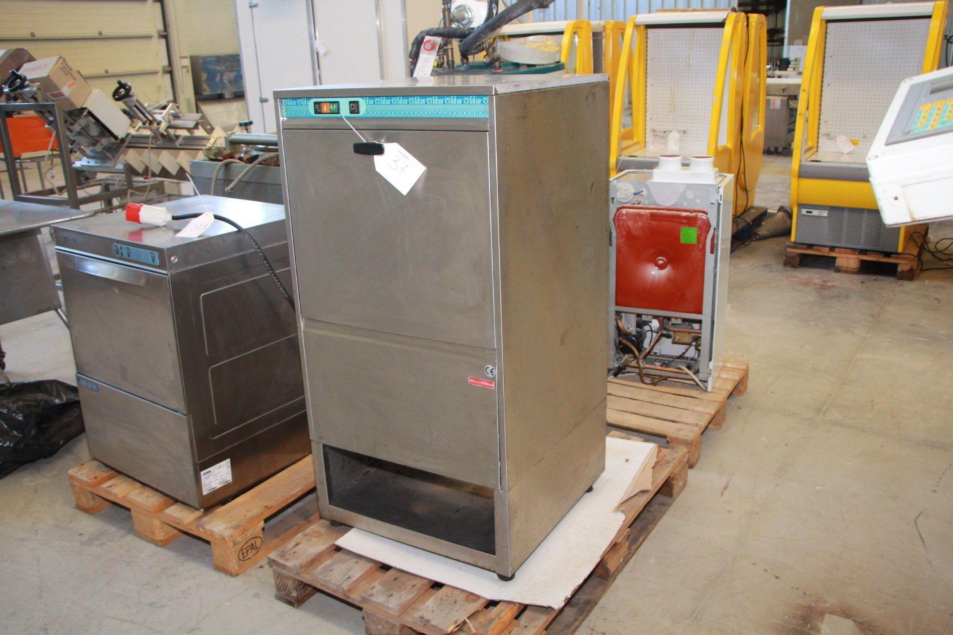 FABAR Q 50 FA Professionelle Geschirrspülmaschine