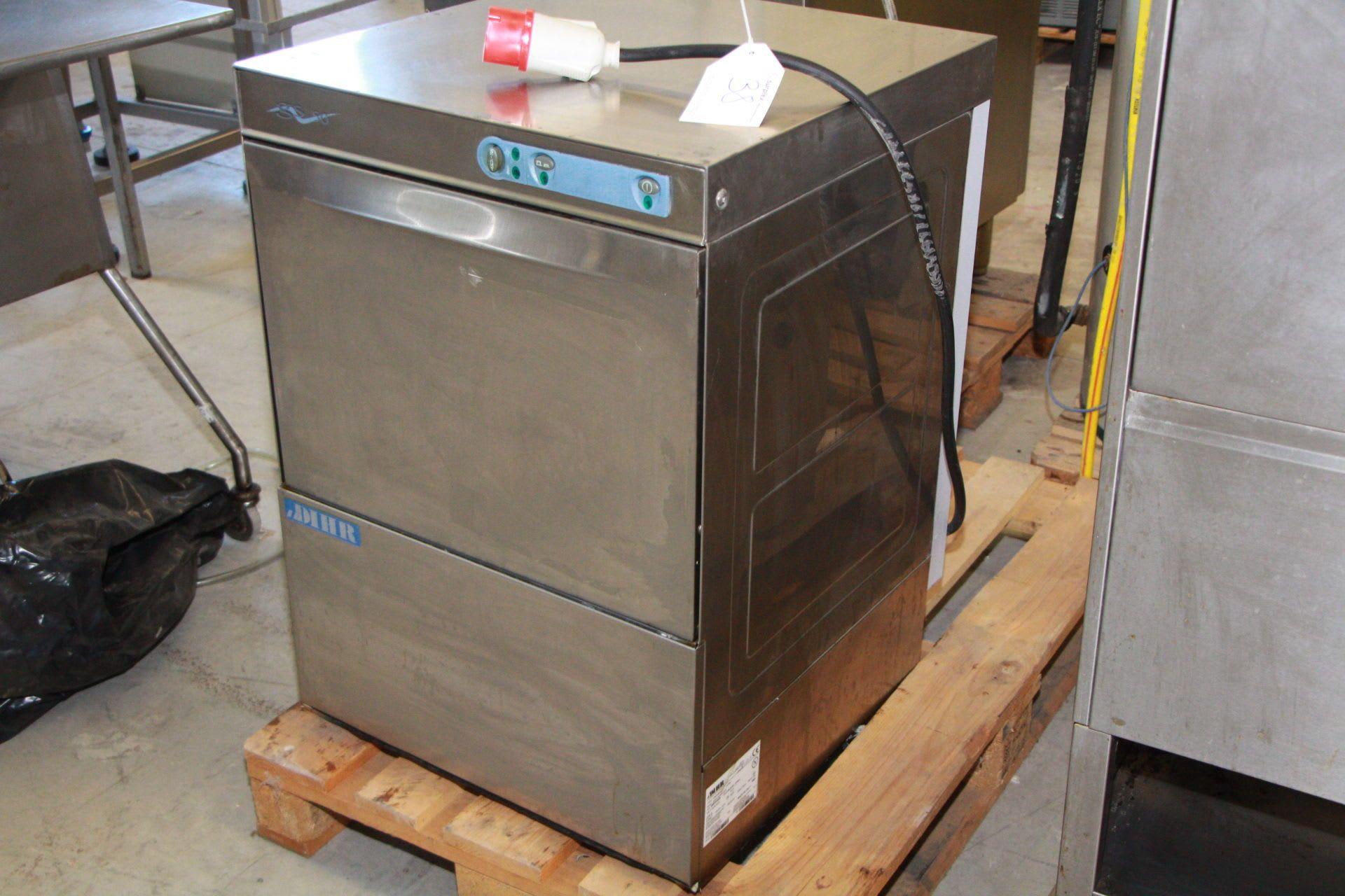 DIHR GS 50 Professionelle Geschirrspülmaschine