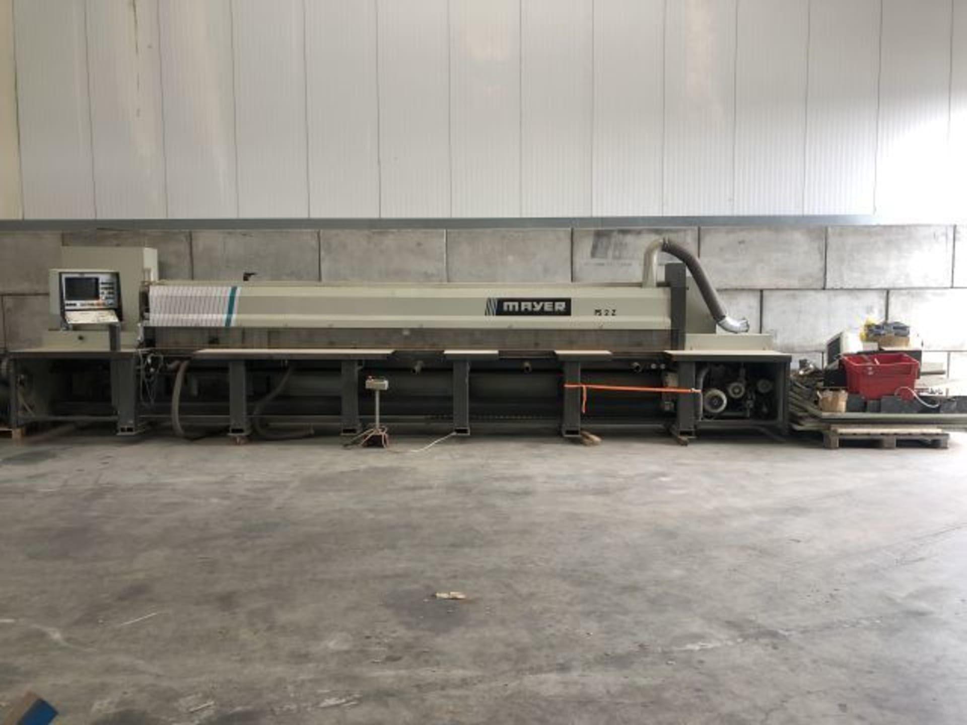 MAYER PS 2 Z CNC Plattensäge