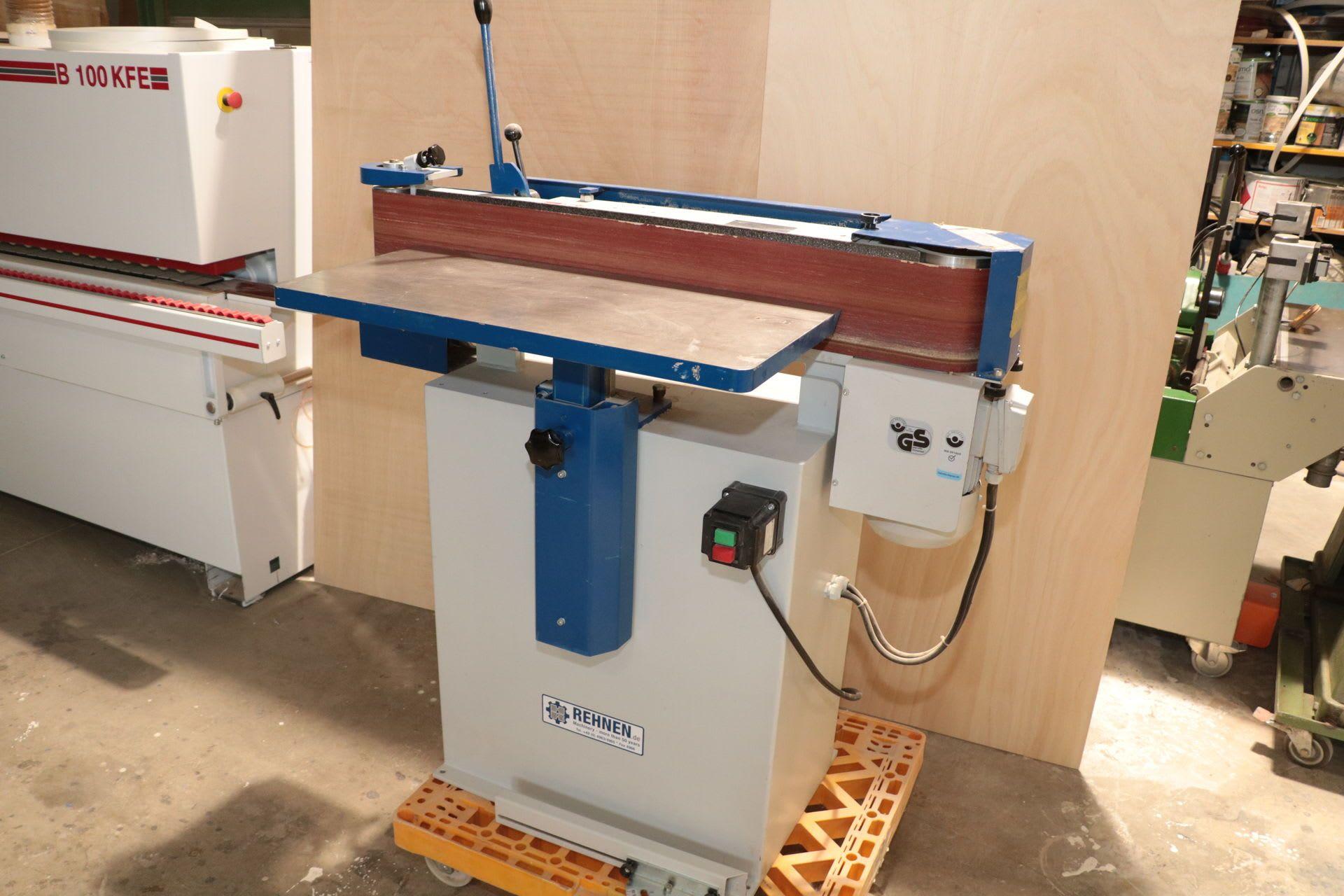 REHNEN Junior R1 Kantenschleifmaschine