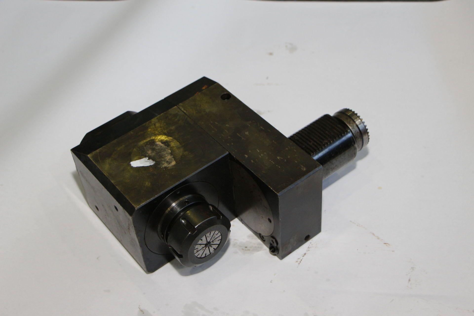 VDI 60 angetriebenes Werkzeug
