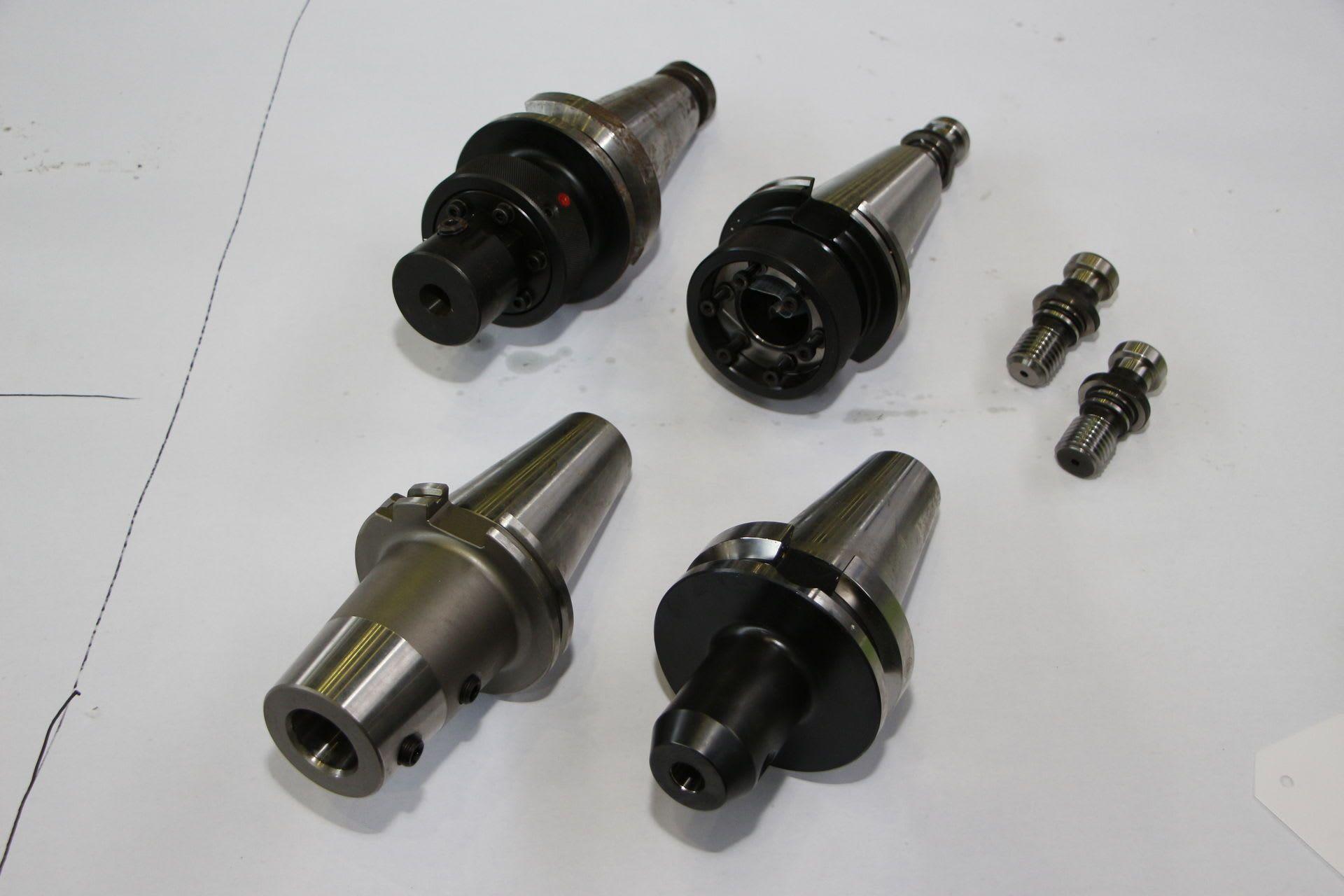 Werkzeugaufnahmen SK 50, 4 Stk.