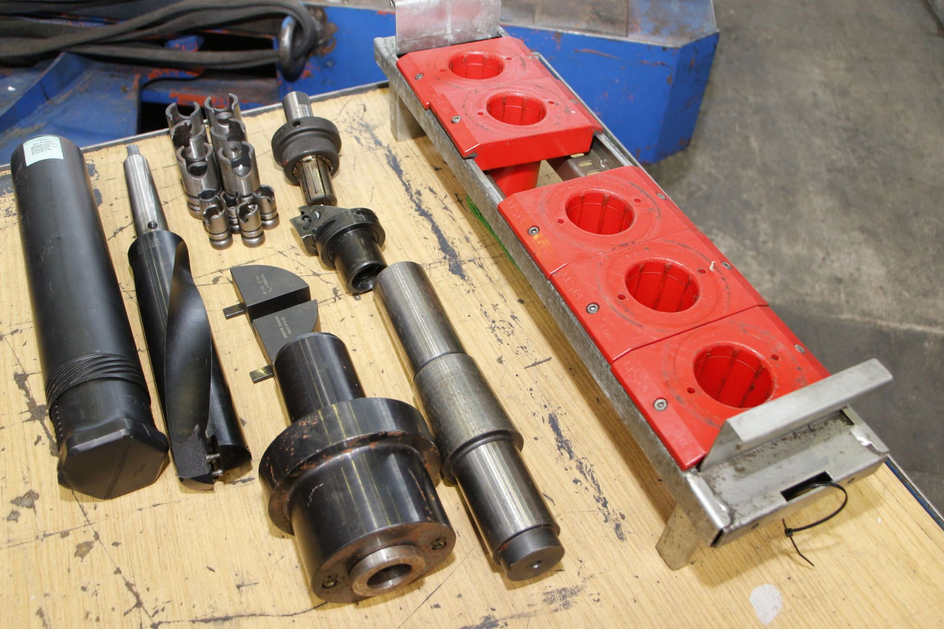 Werkzeugmaschinenzubehör