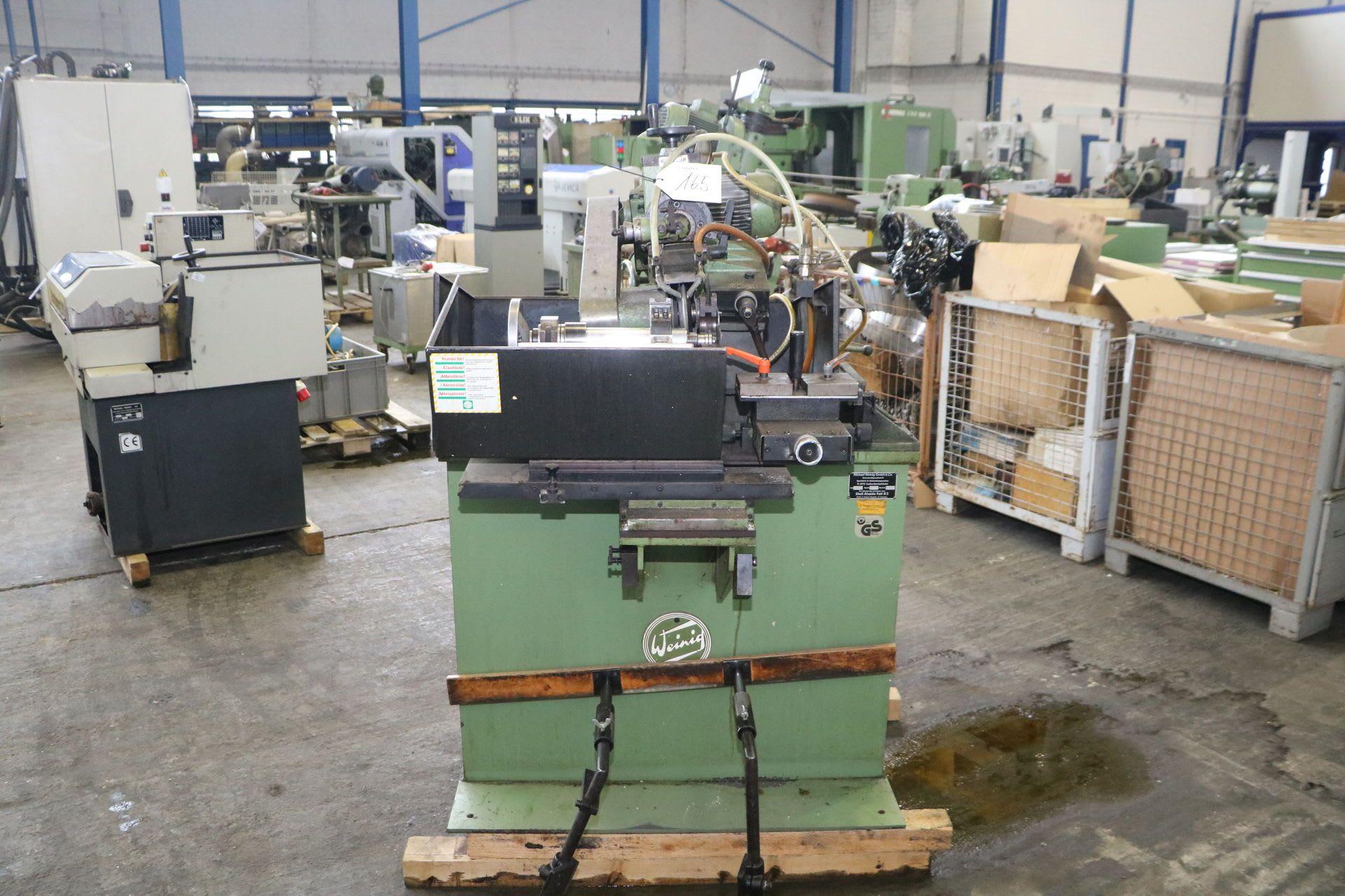 WEINIG R 931 Werkzeugschärfmaschine