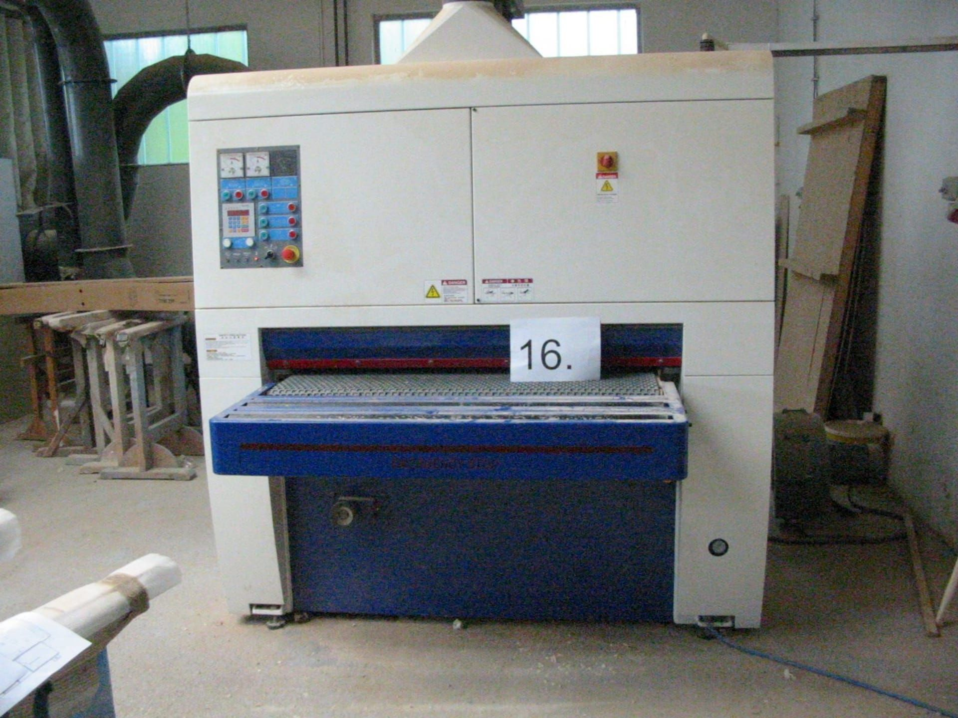 CHIA LUNG 1300 RC +LACK Breitbandschleifmaschine
