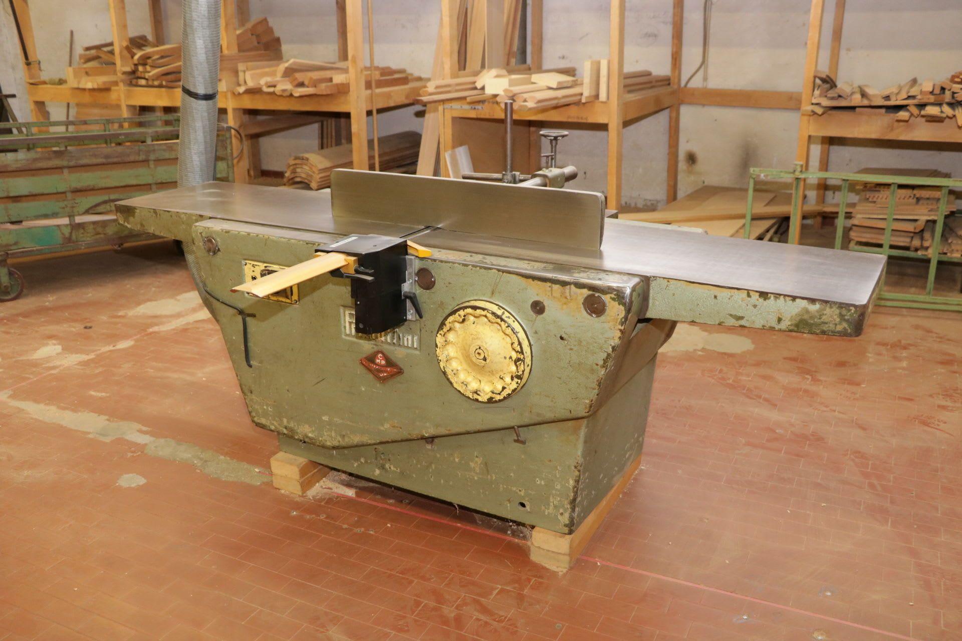 PRIMULTINI Kombinierte Abrichthobel- und Fräsmaschine