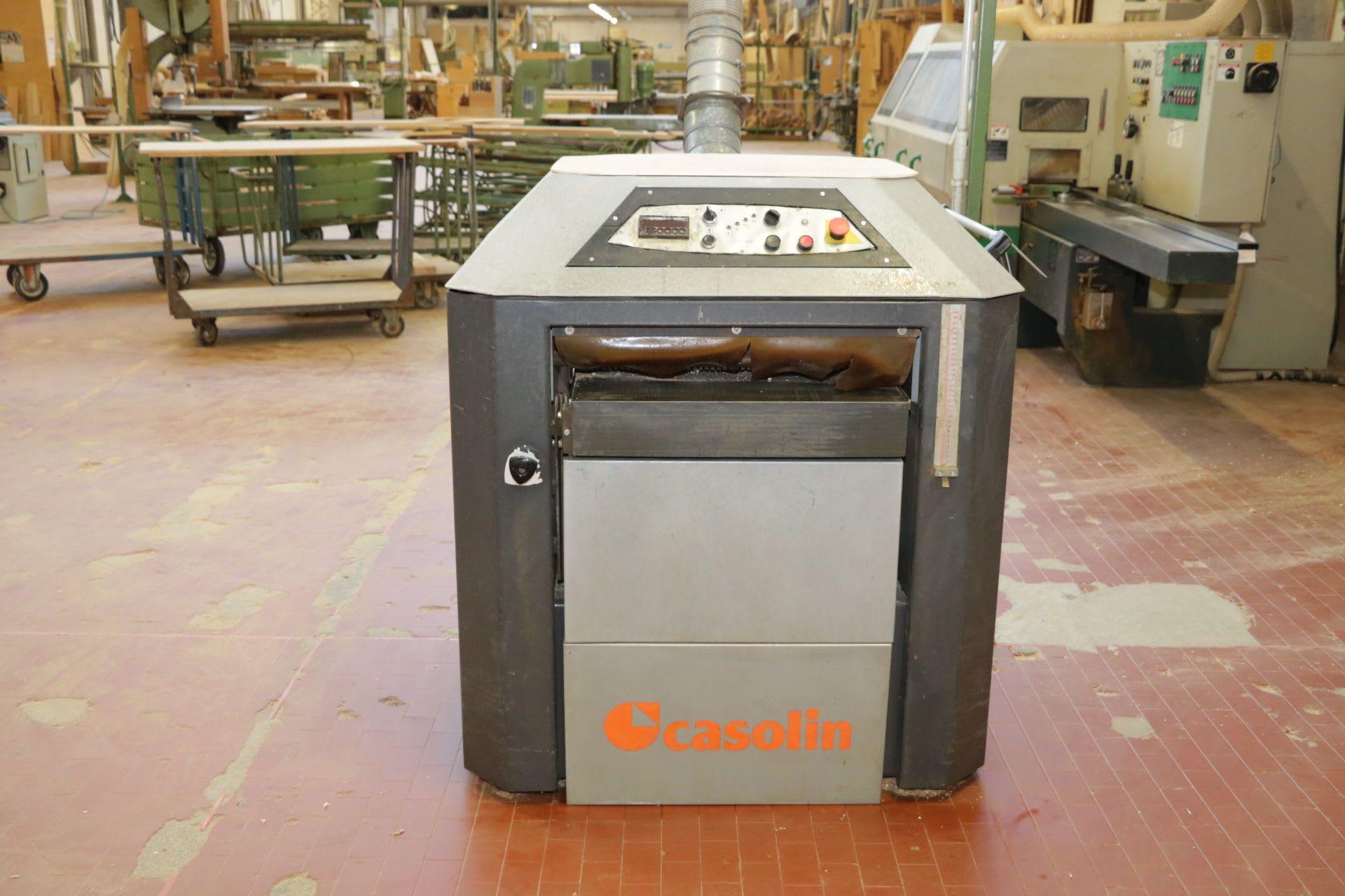 CASOLIN TOP 630 Dickenhobelmaschine