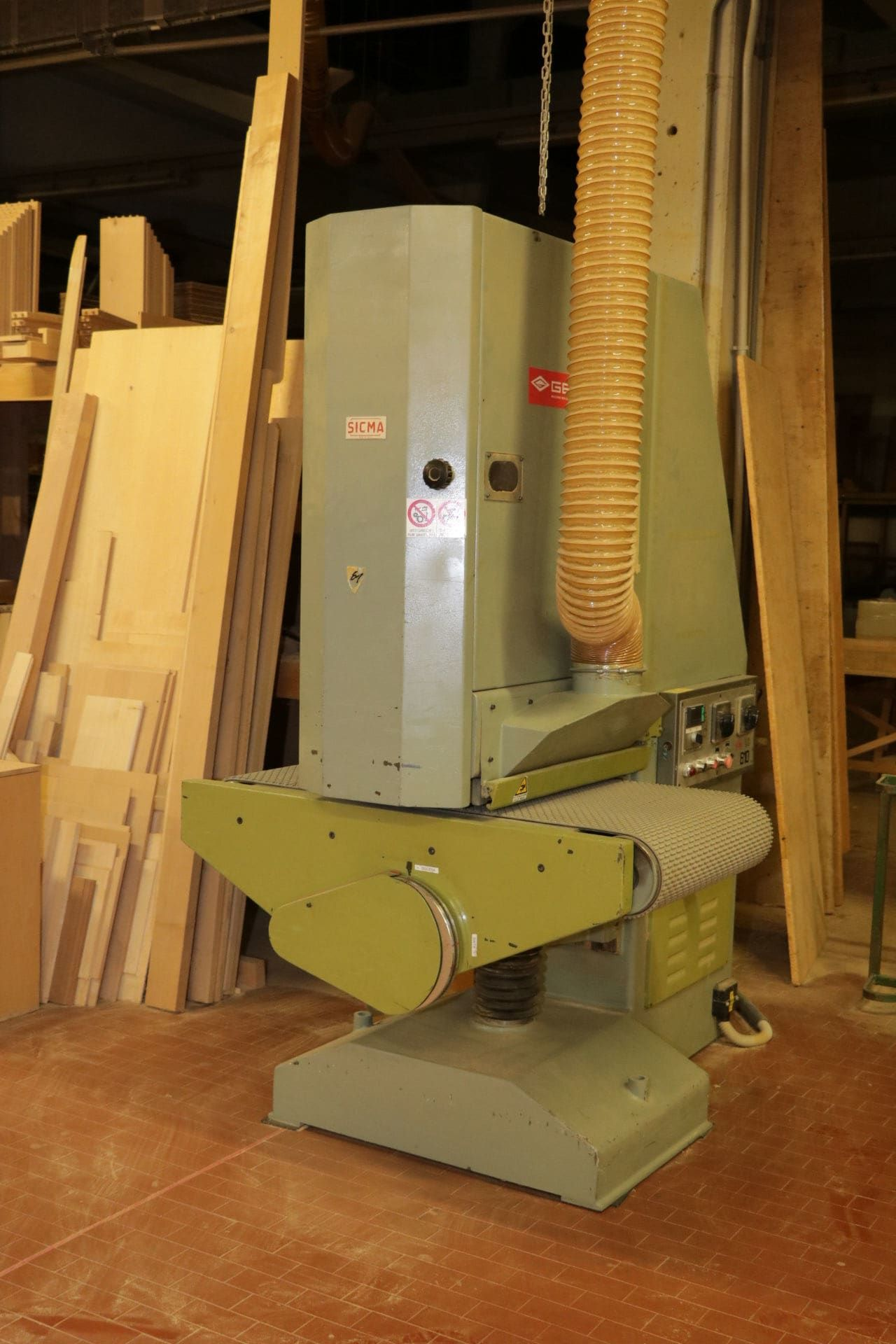 SICMA LC610 Schleifmaschine