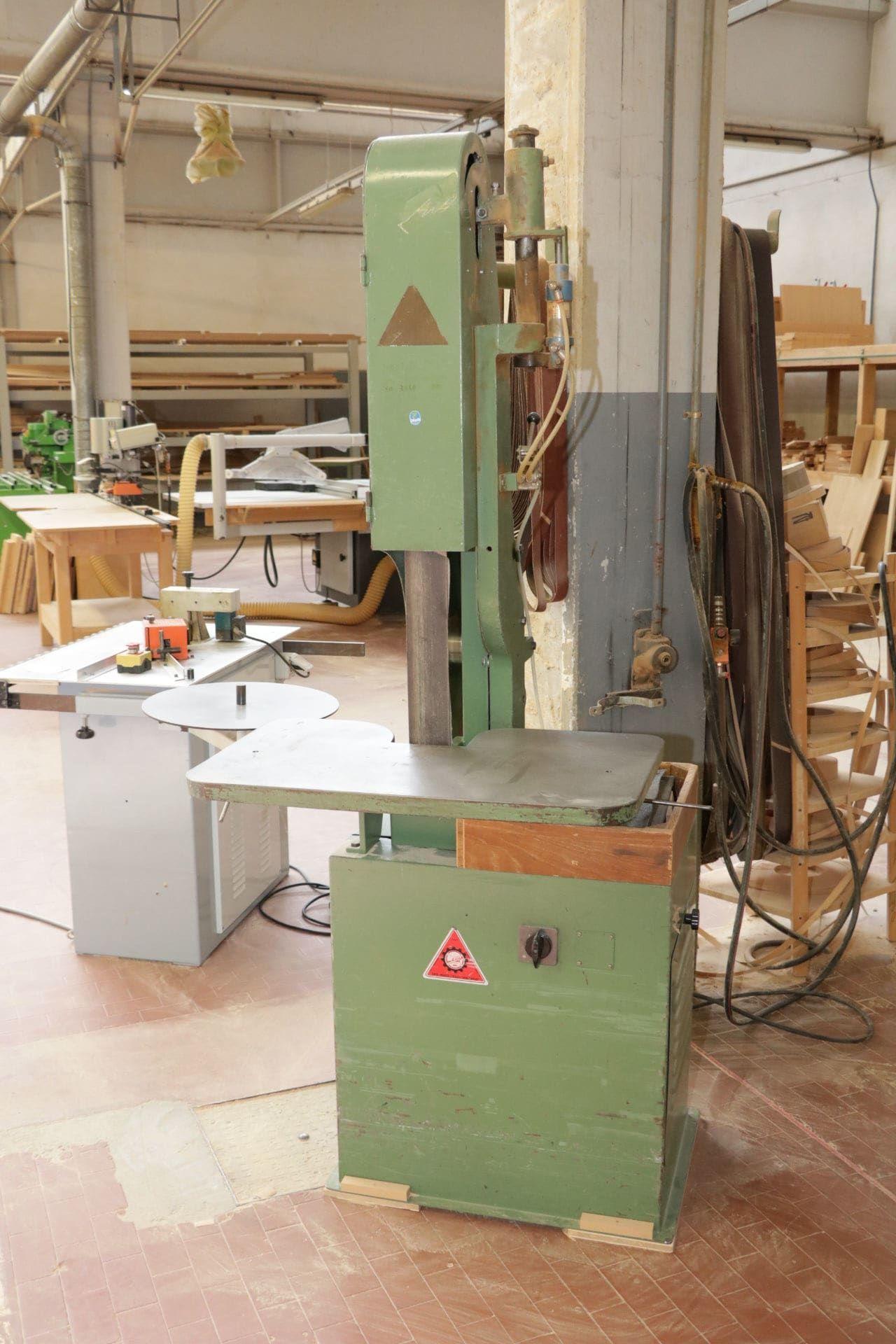 LASM Oszillierende Bandschleifmaschine