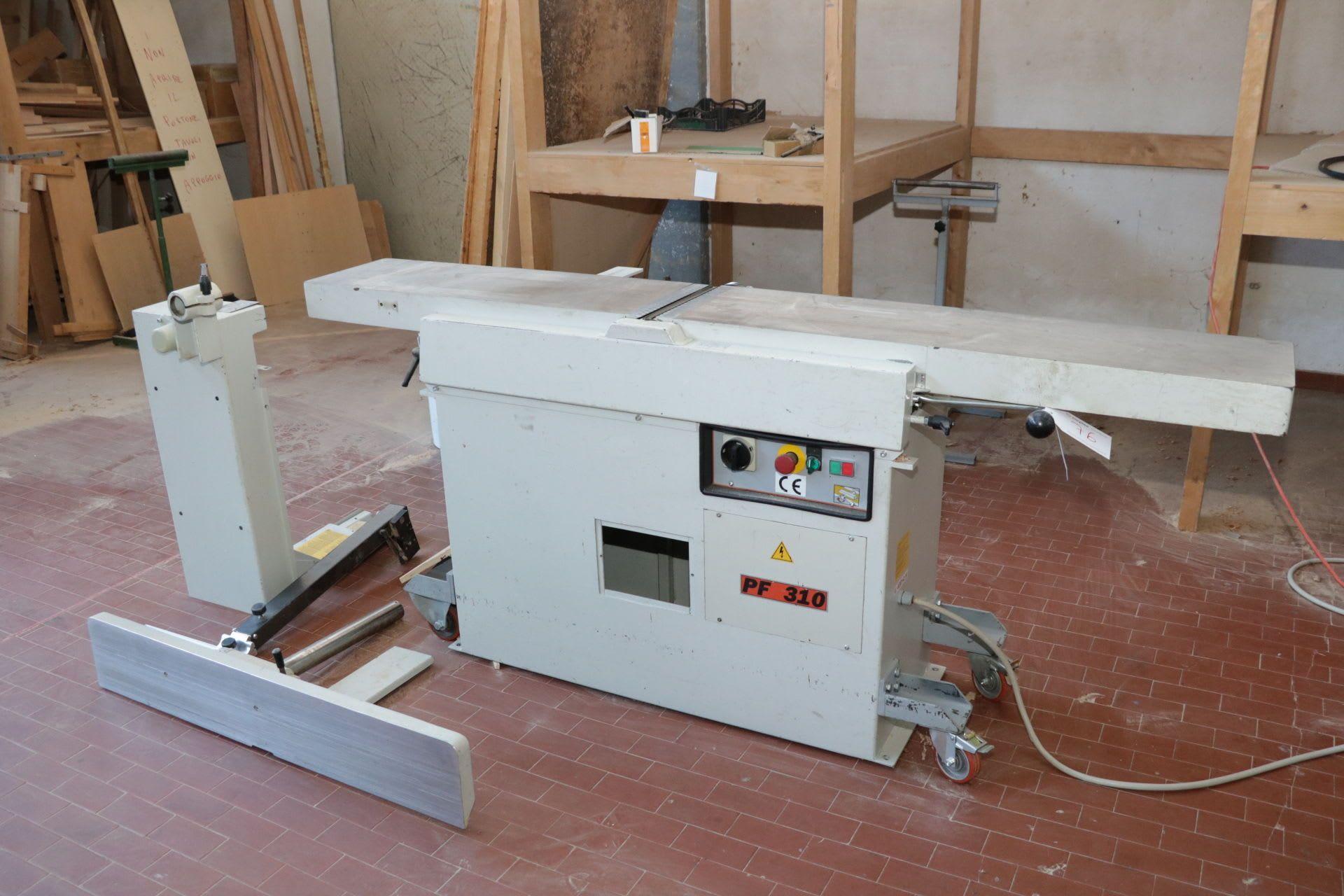 RANZATO PF310 Abrichthobelmaschine