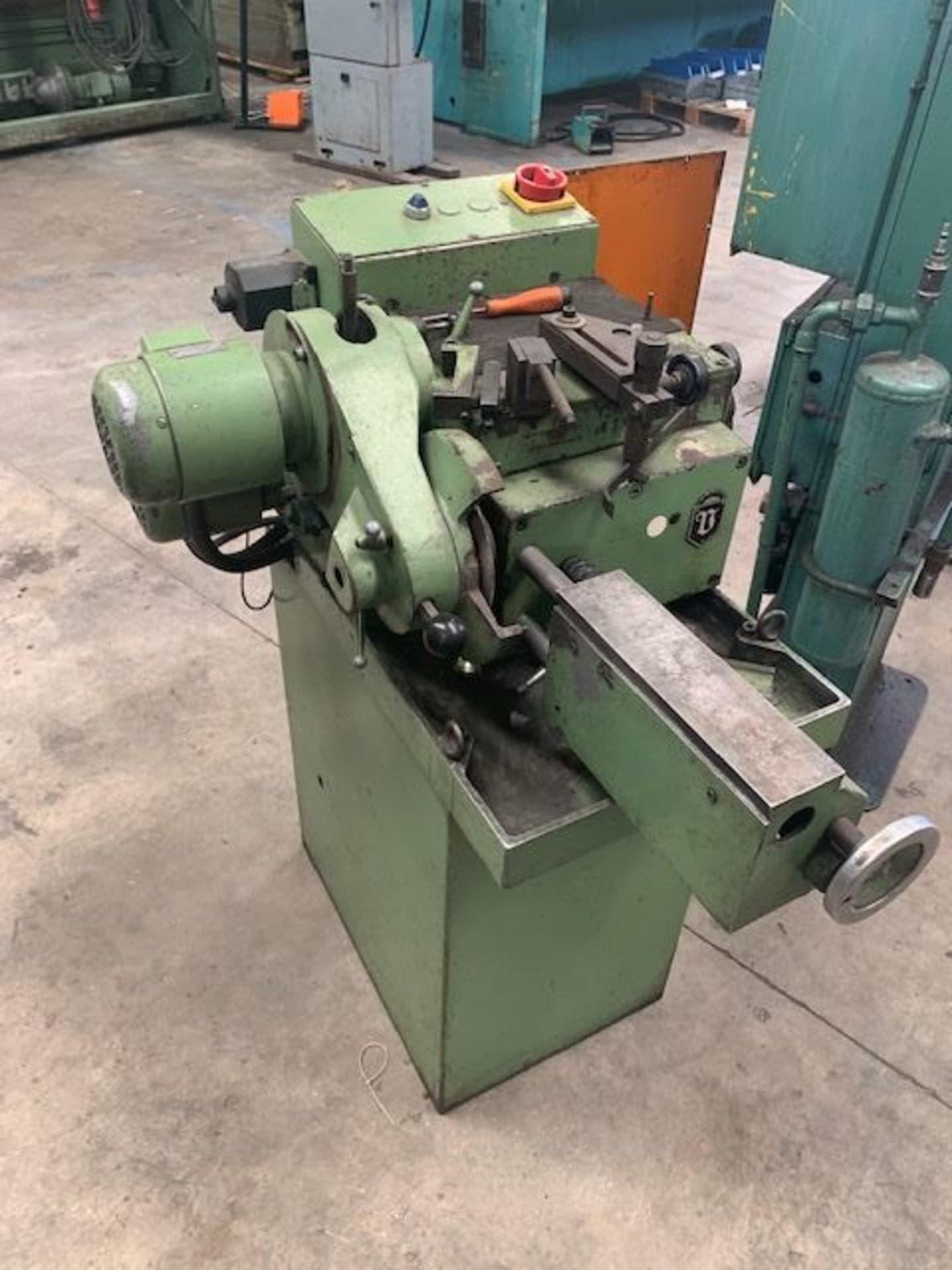 VOLLMER CSM10 Schärfmaschine