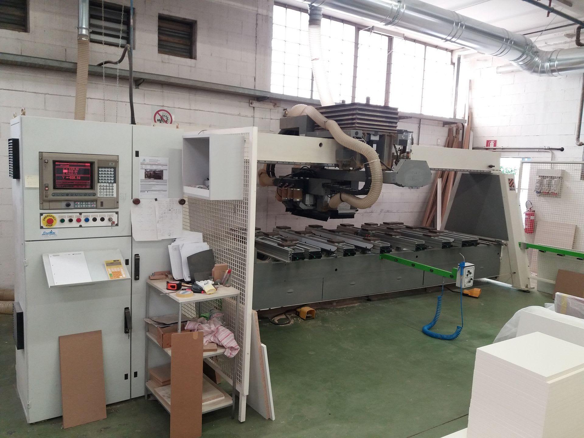 BIESSE ROVER 364 CNC-Bearbeitungszentrum