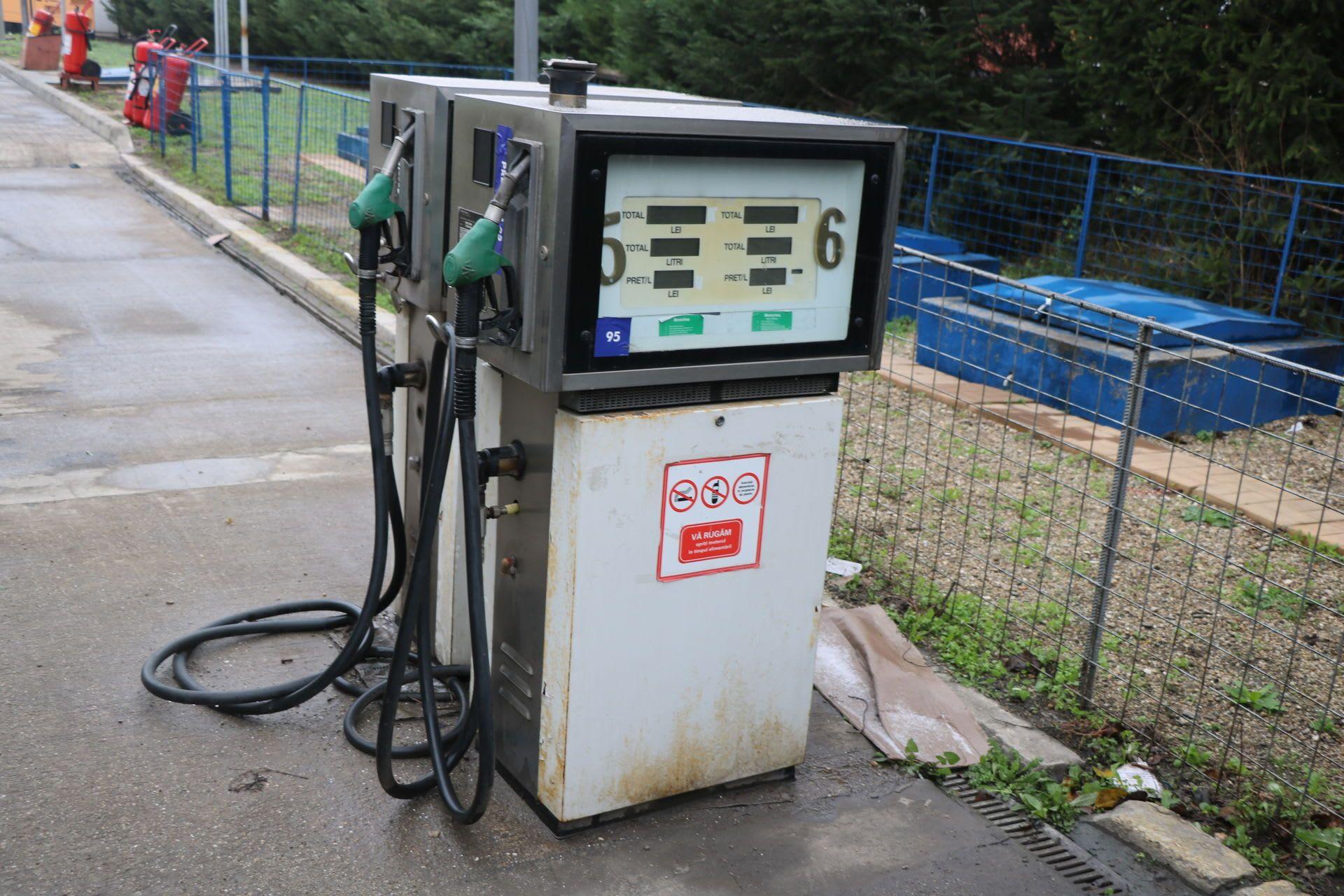 PIGNONE DPC 050 Zapfsäule Tankstelle