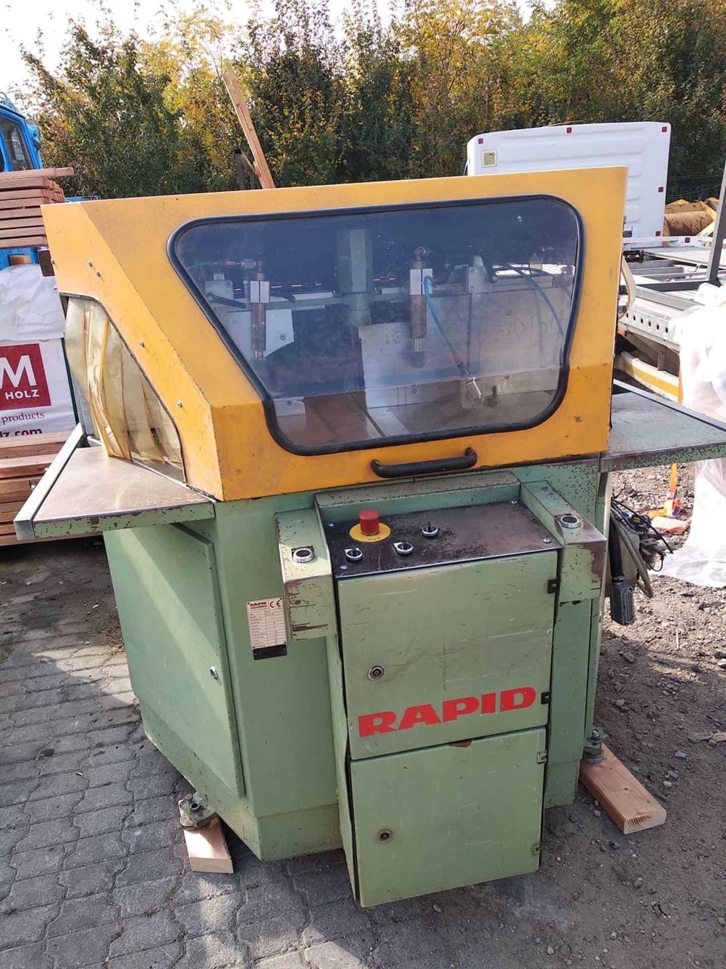 RAPID RSE 1005 Fensterrahmensäge