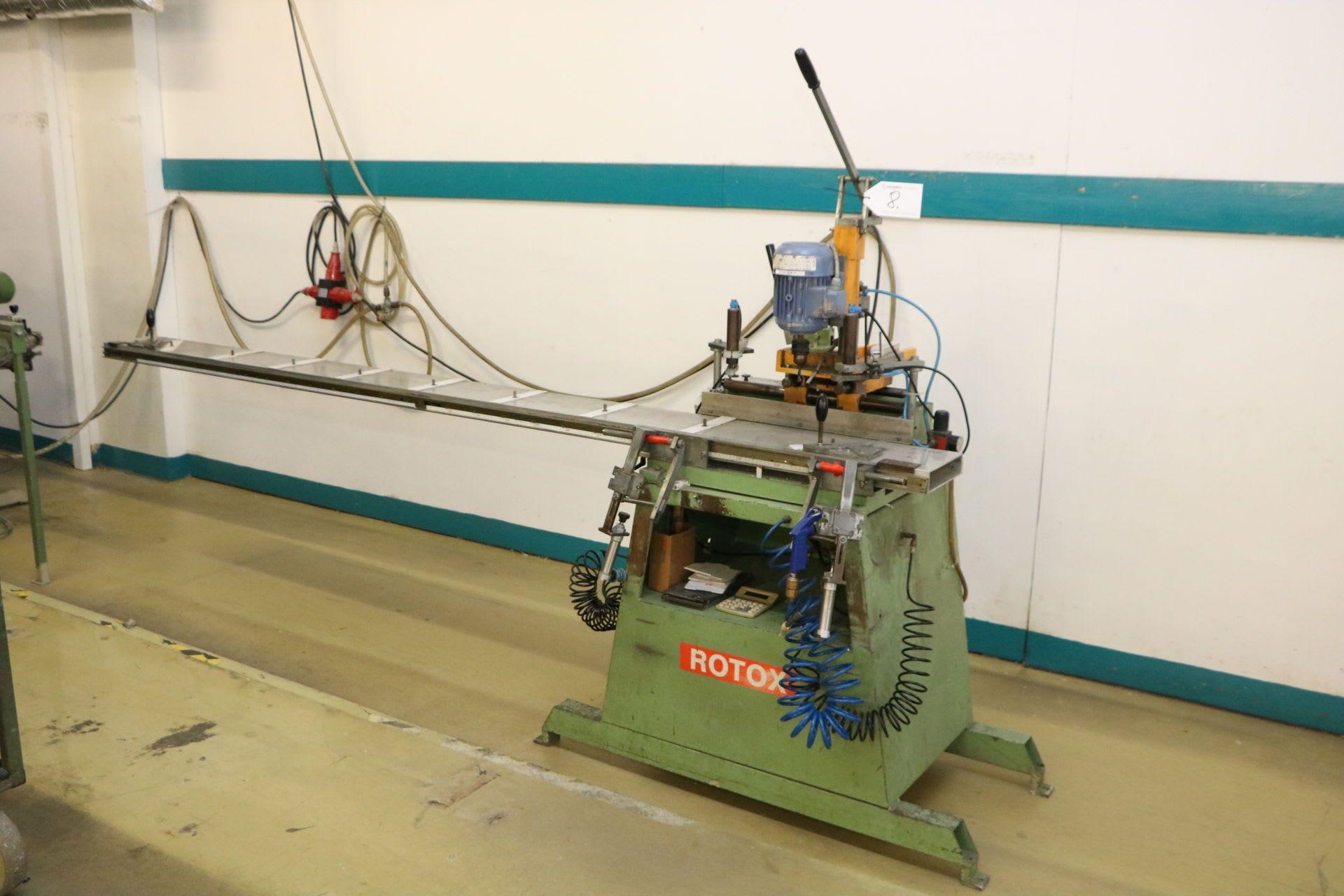 ROTOX KBG 192 Kopierbohrgerät