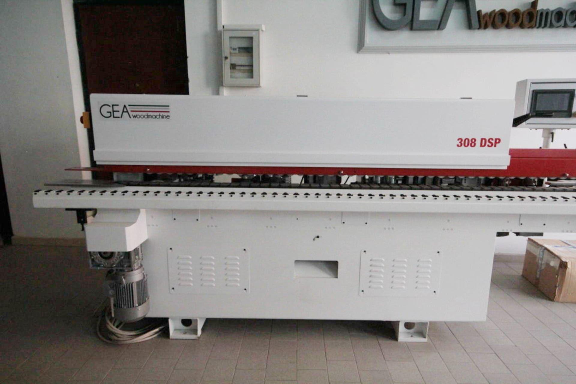 GEA 308 DSP Kantenanleimmaschine